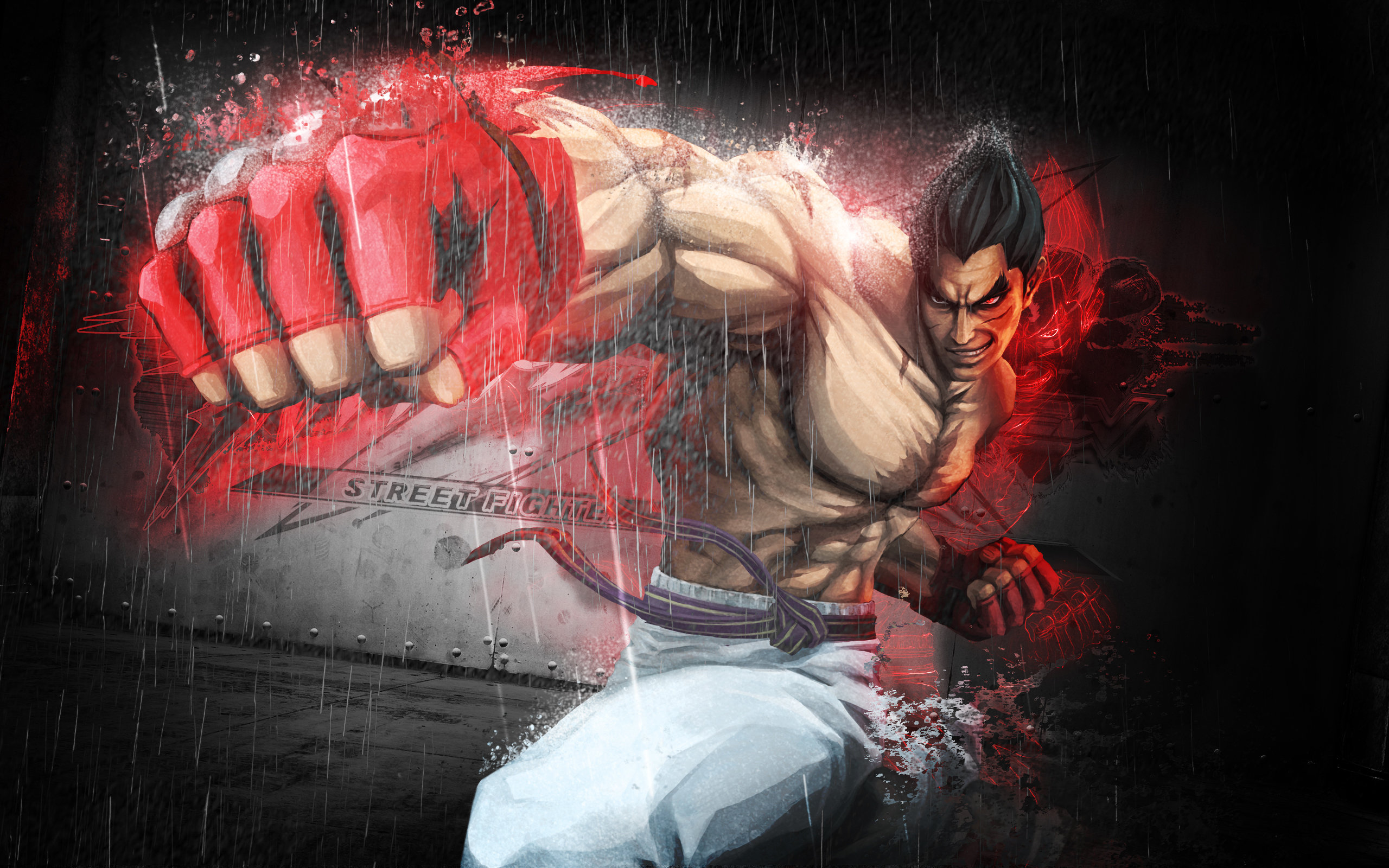 Street Fighter X Tekken Wallpapers Hd For Desktop Backgrounds