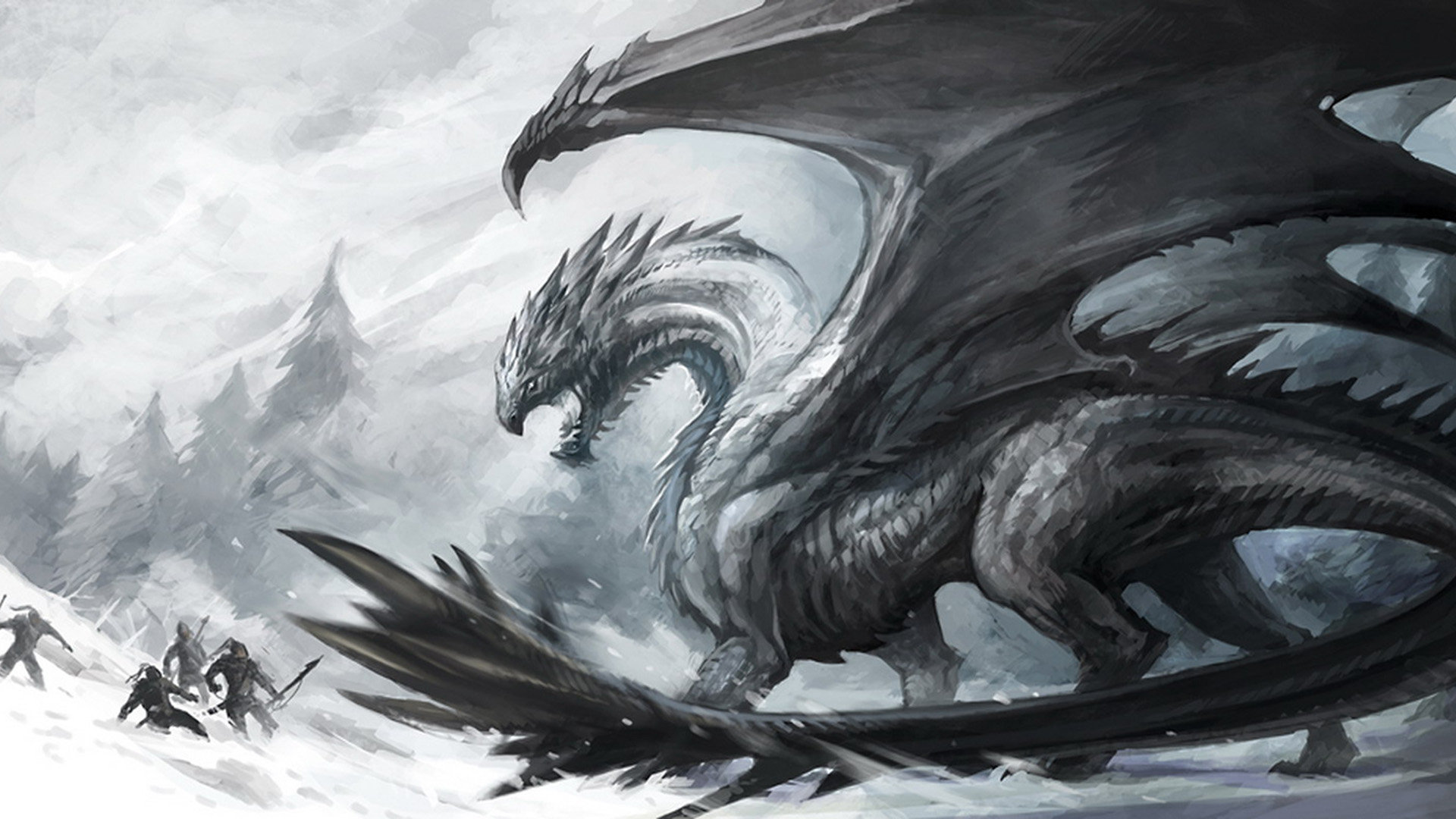 Best Dragon Background Id 146573 For High Resolution Hd 1920x1080 Pc