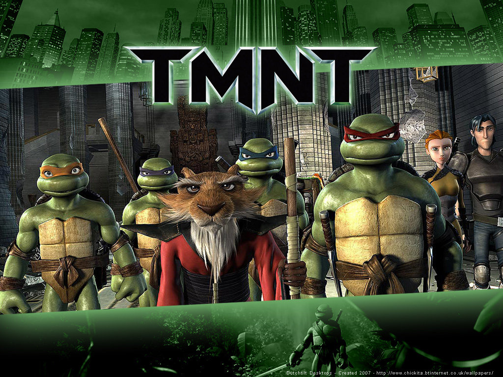 Free Teenage Mutant Ninja Turtles (TMNT) high quality background ID:111231 for hd 1024x768 computer
