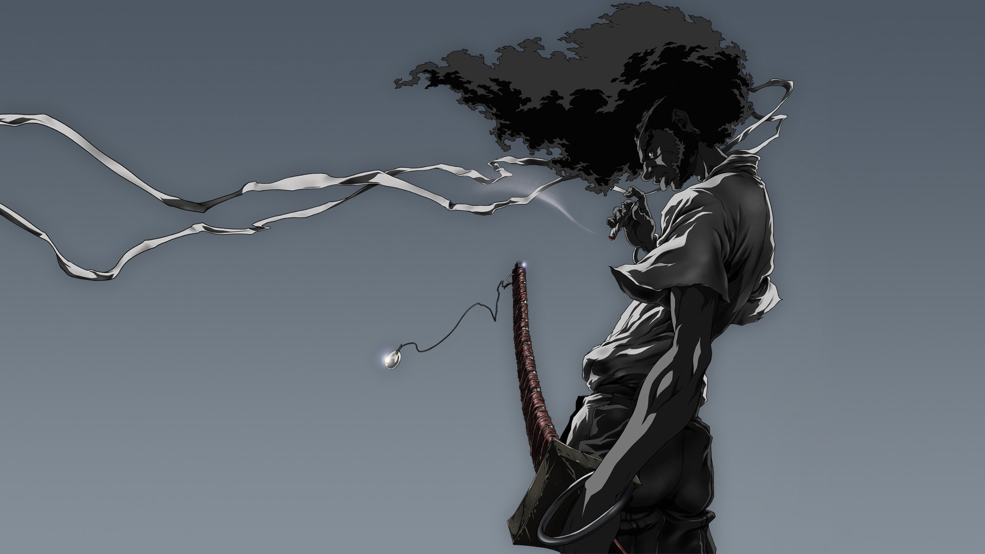 Awesome Afro Samurai free background ID:329121 for full hd 1080p PC