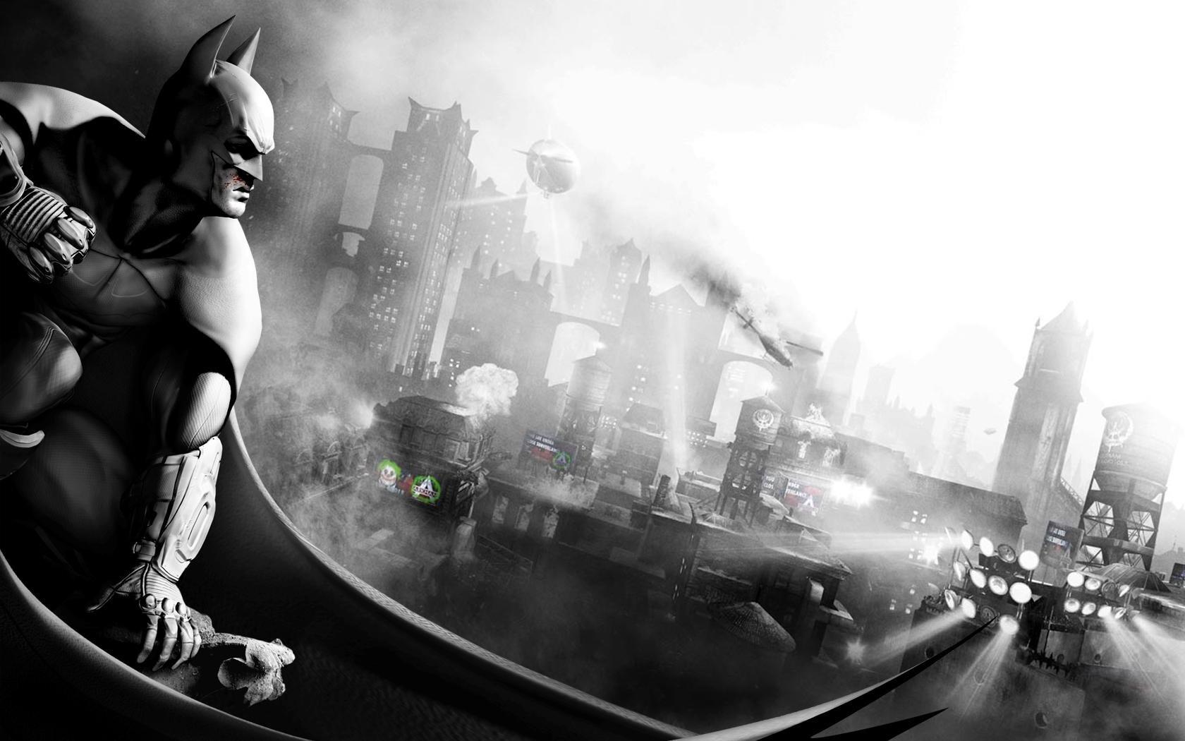 High Resolution Batman Arkham City Hd 1680x1050 Wallpaper Id