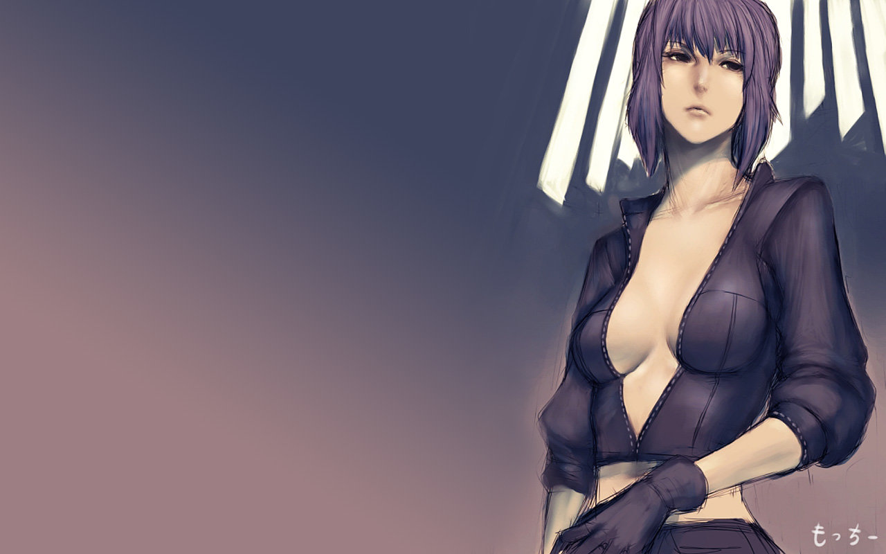 Free Ghost In The Shell high quality background ID:442013 for hd 1280x800 desktop