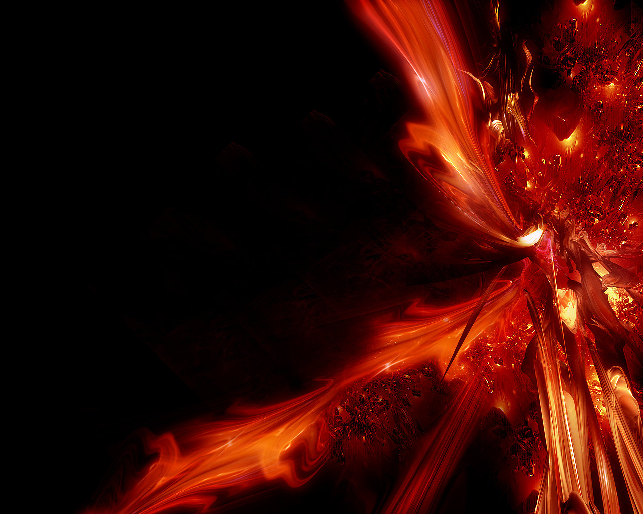 Free download Red background ID:445476 hd 1280x1024 for desktop