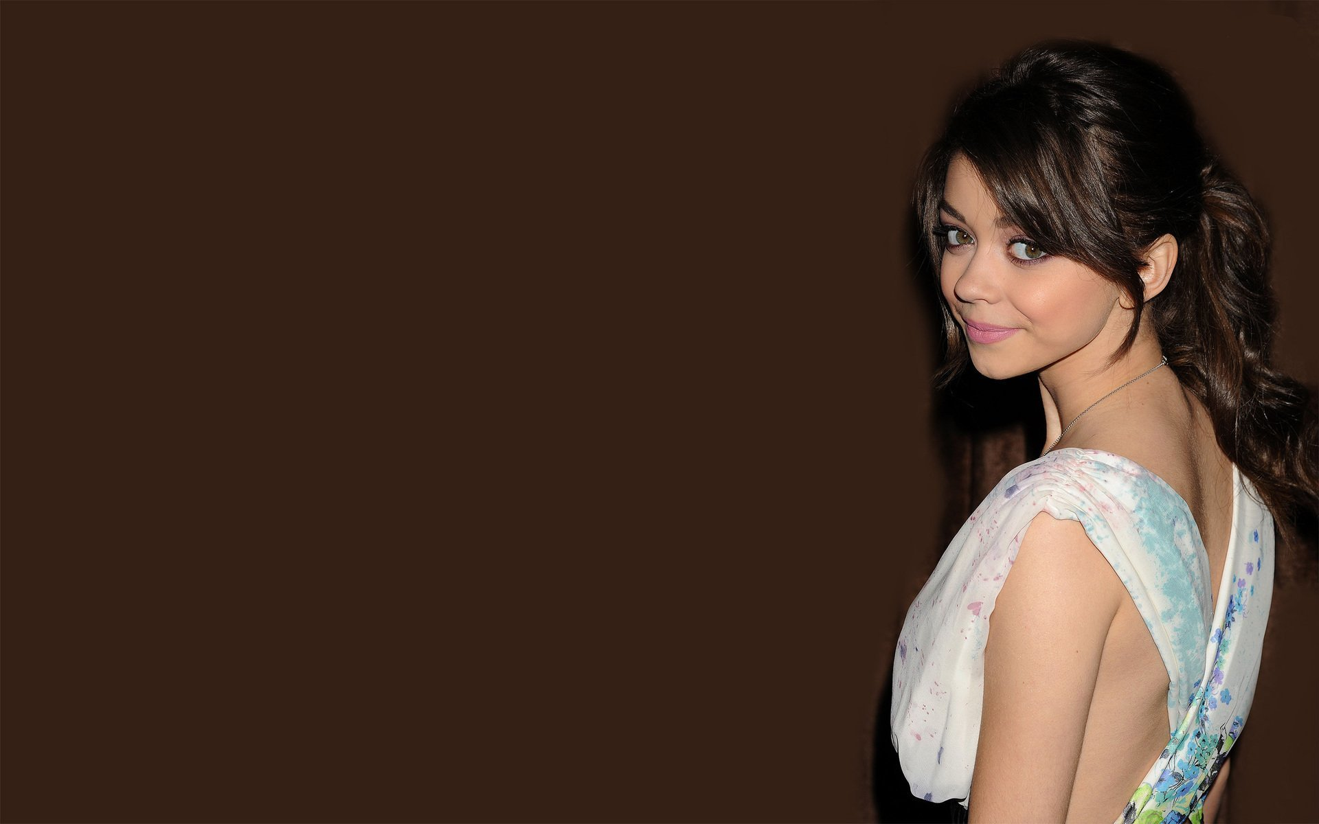 Free Sarah Hyland high quality background ID:349406 for hd 1920x1200 desktop