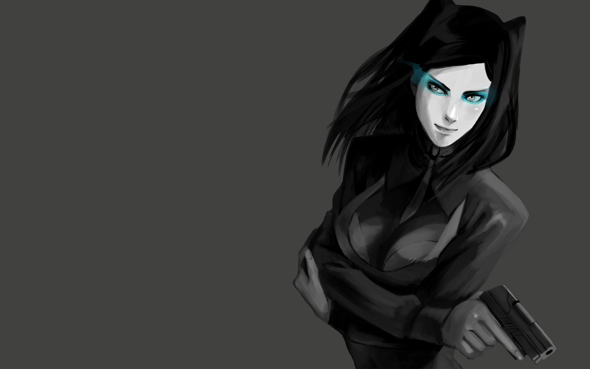 Download hd 1920x1200 Ergo Proxy computer background ID:156813 for free