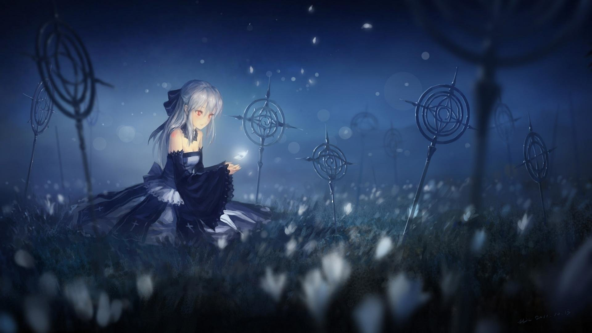 Awesome Pixiv Fantasia free wallpaper ID:56175 for full hd computer