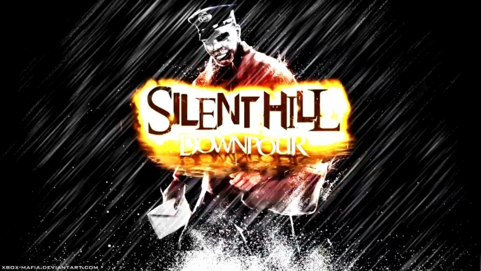Download hd 1600x900 Silent Hill desktop wallpaper ID:53996 for free