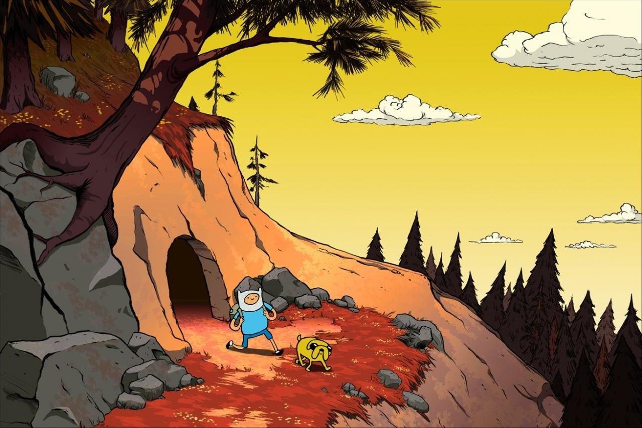 Awesome Adventure Time free background ID:333563 for hd 1280x854 desktop
