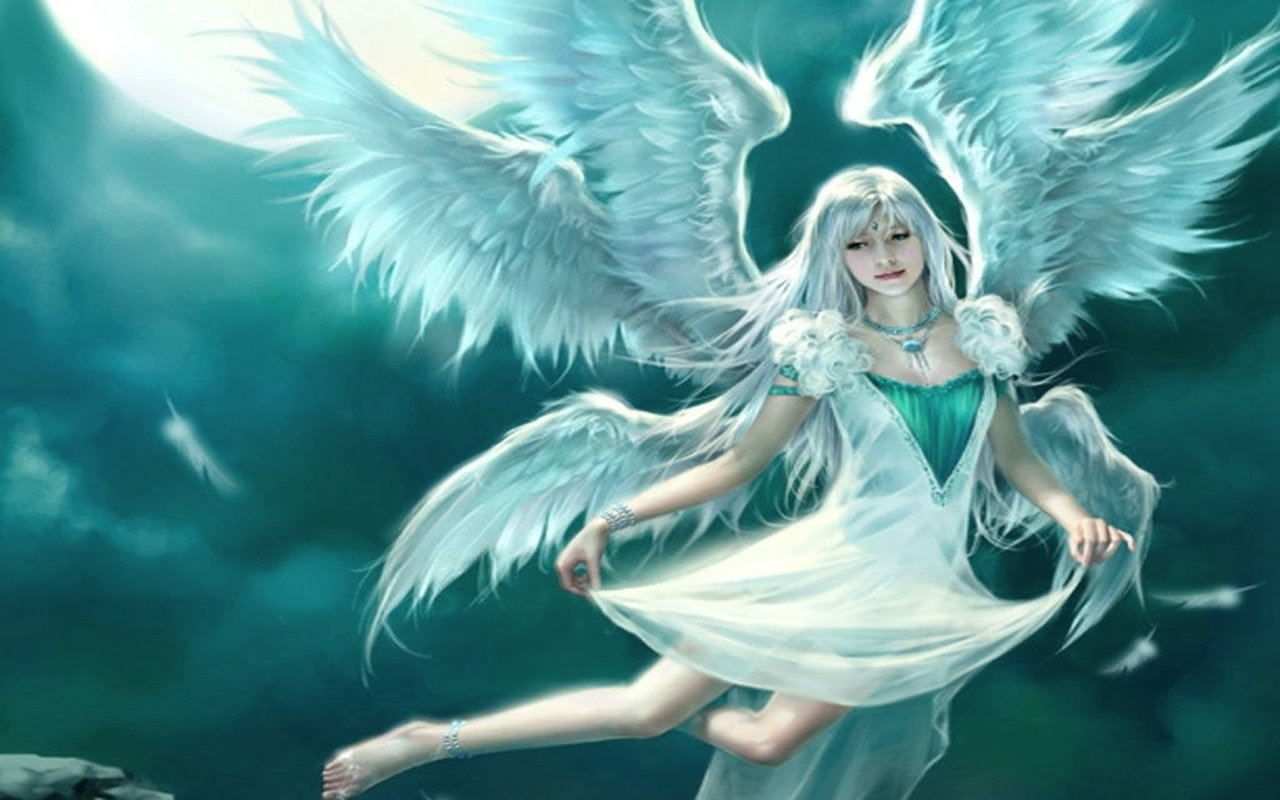 Free Angel High Quality Wallpaper Id 7268 For Hd 1280x800 Computer
