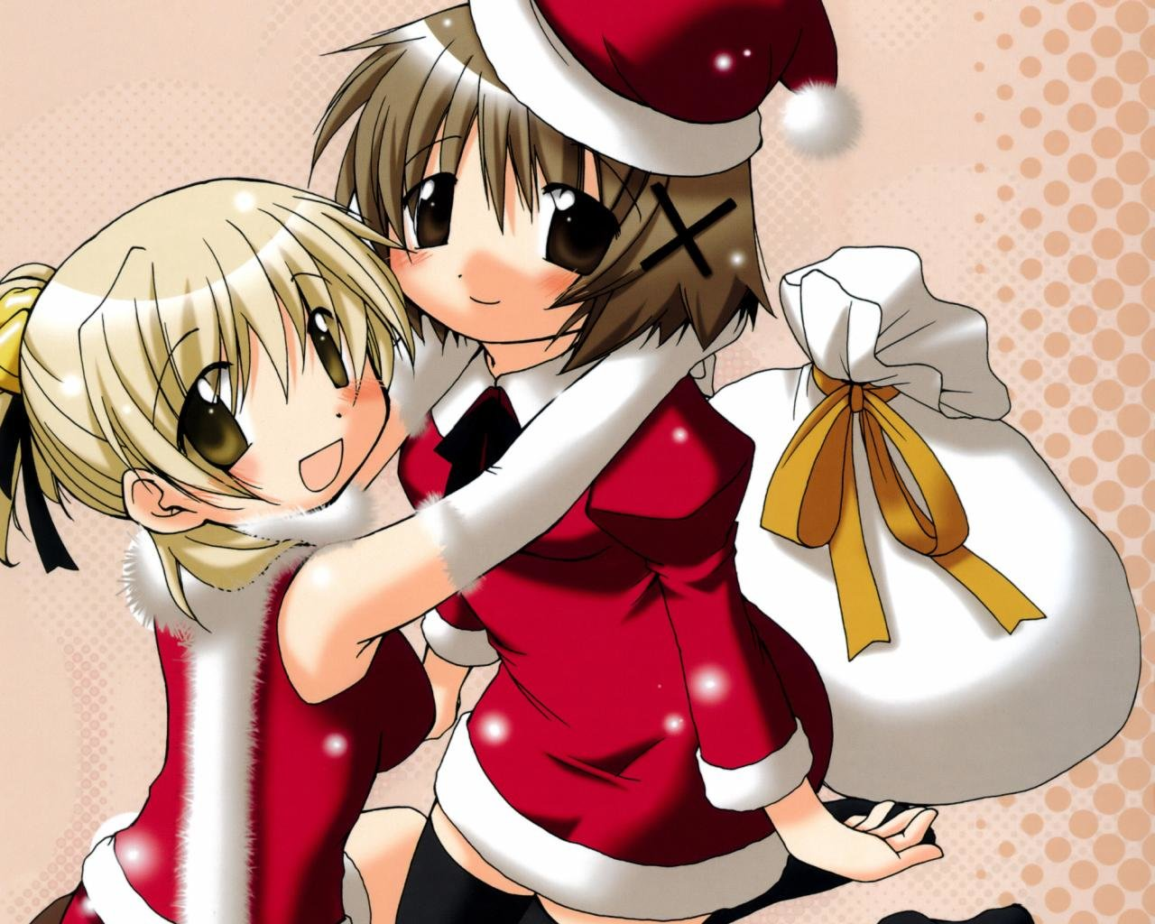 High resolution Christmas Anime hd 1280x1024 wallpaper ID:24894 for desktop