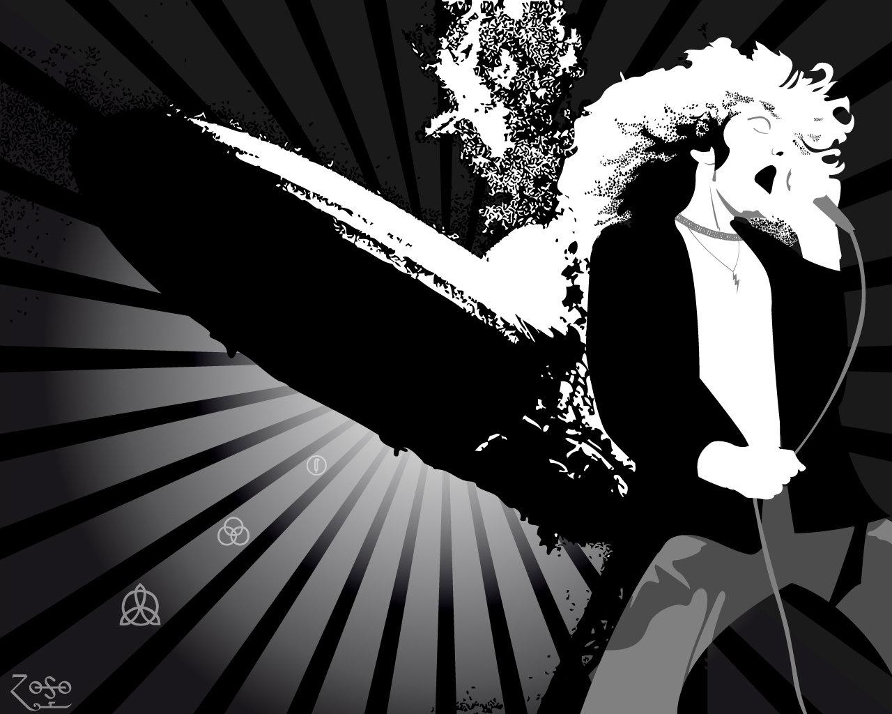 Led Zeppelin Wallpapers 1280x1024 Desktop Backgrounds