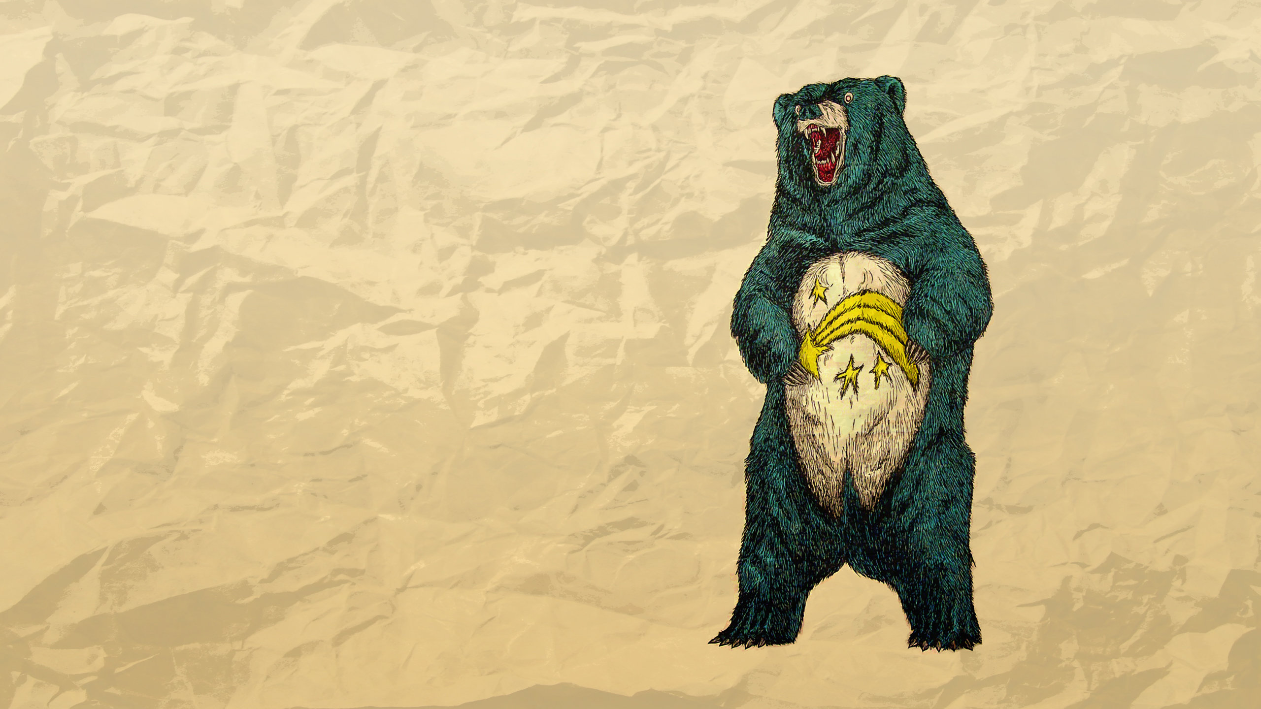 Best Bear wallpaper ID:352481 for High Resolution hd 2560x1440 computer