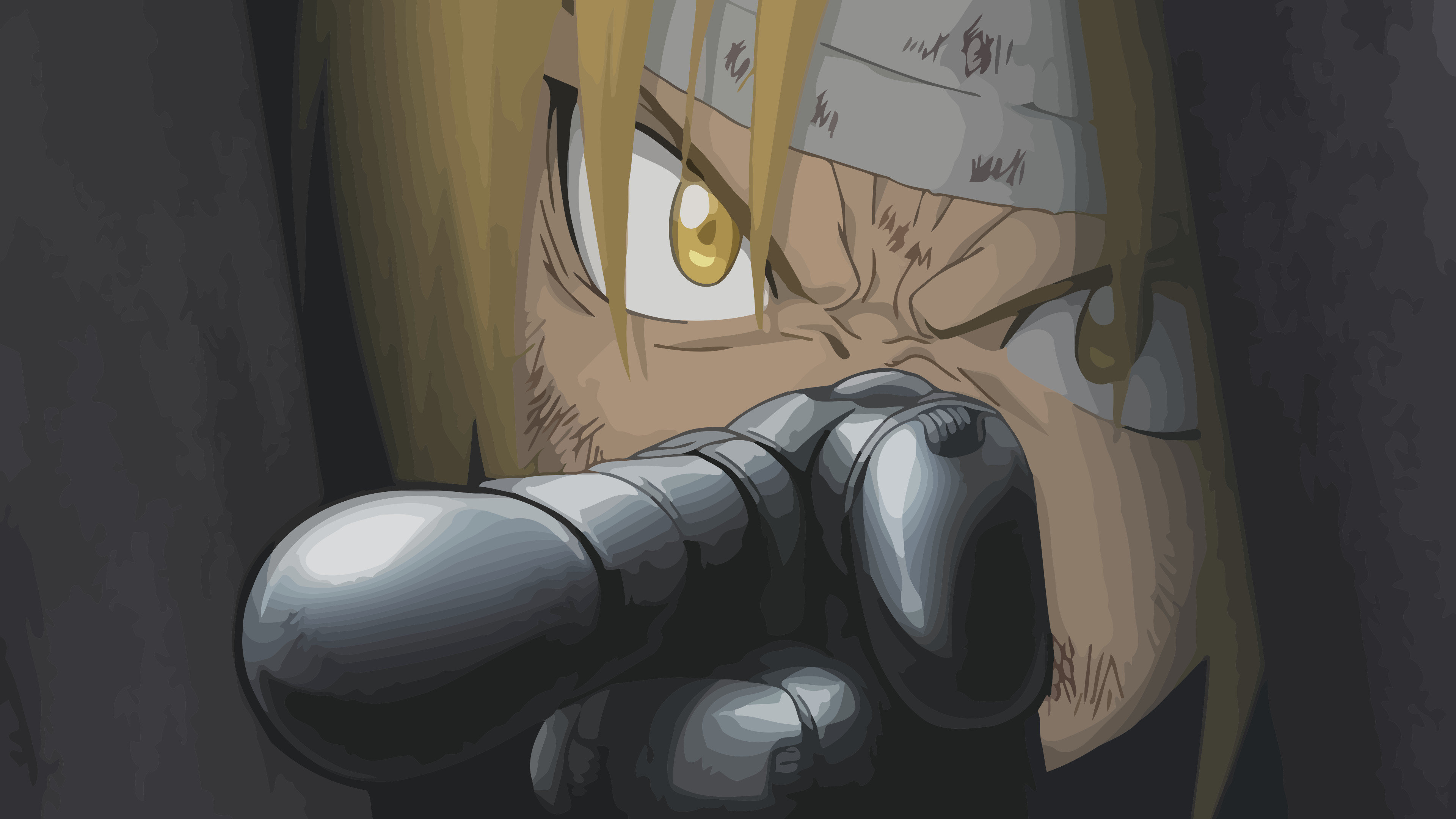 Free FullMetal Alchemist (FMA) high quality background ID:310581 for hd 4k PC