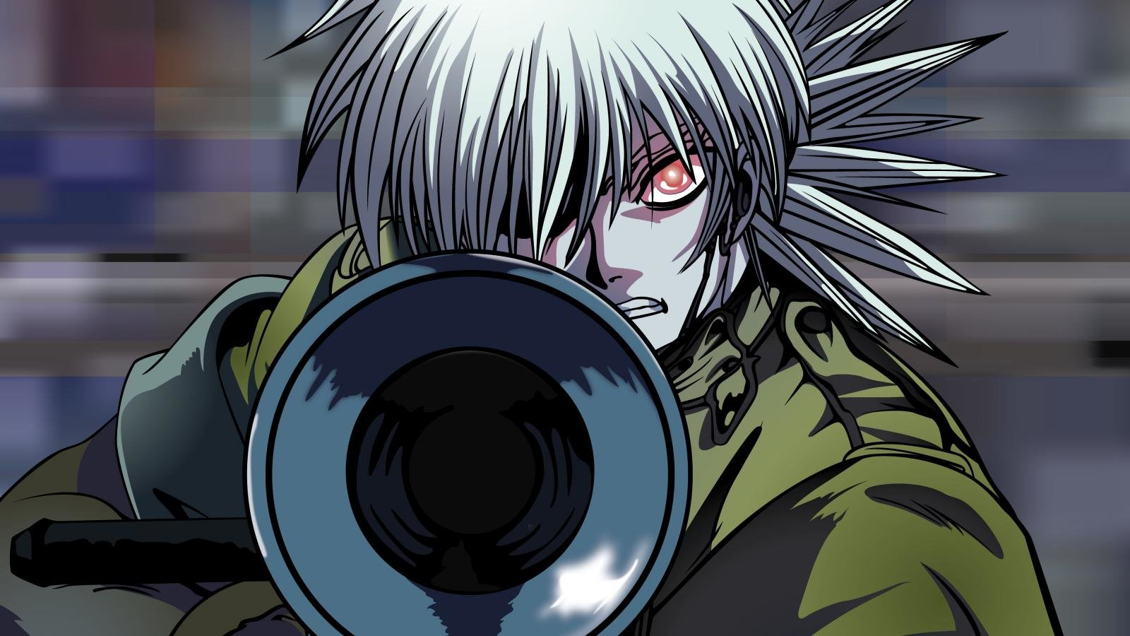 Free download Hellsing wallpaper ID:329579 hd 1600x900 for PC
