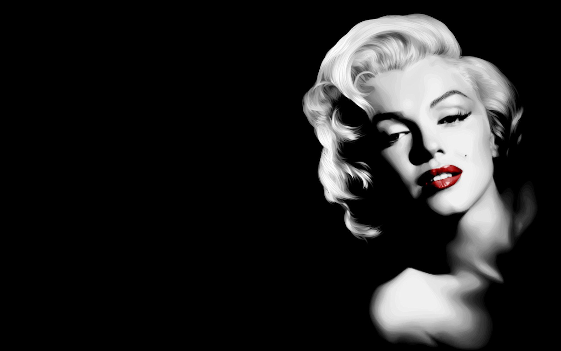 Download hd 1920x1200 Marilyn Monroe PC wallpaper ID:119459 for free
