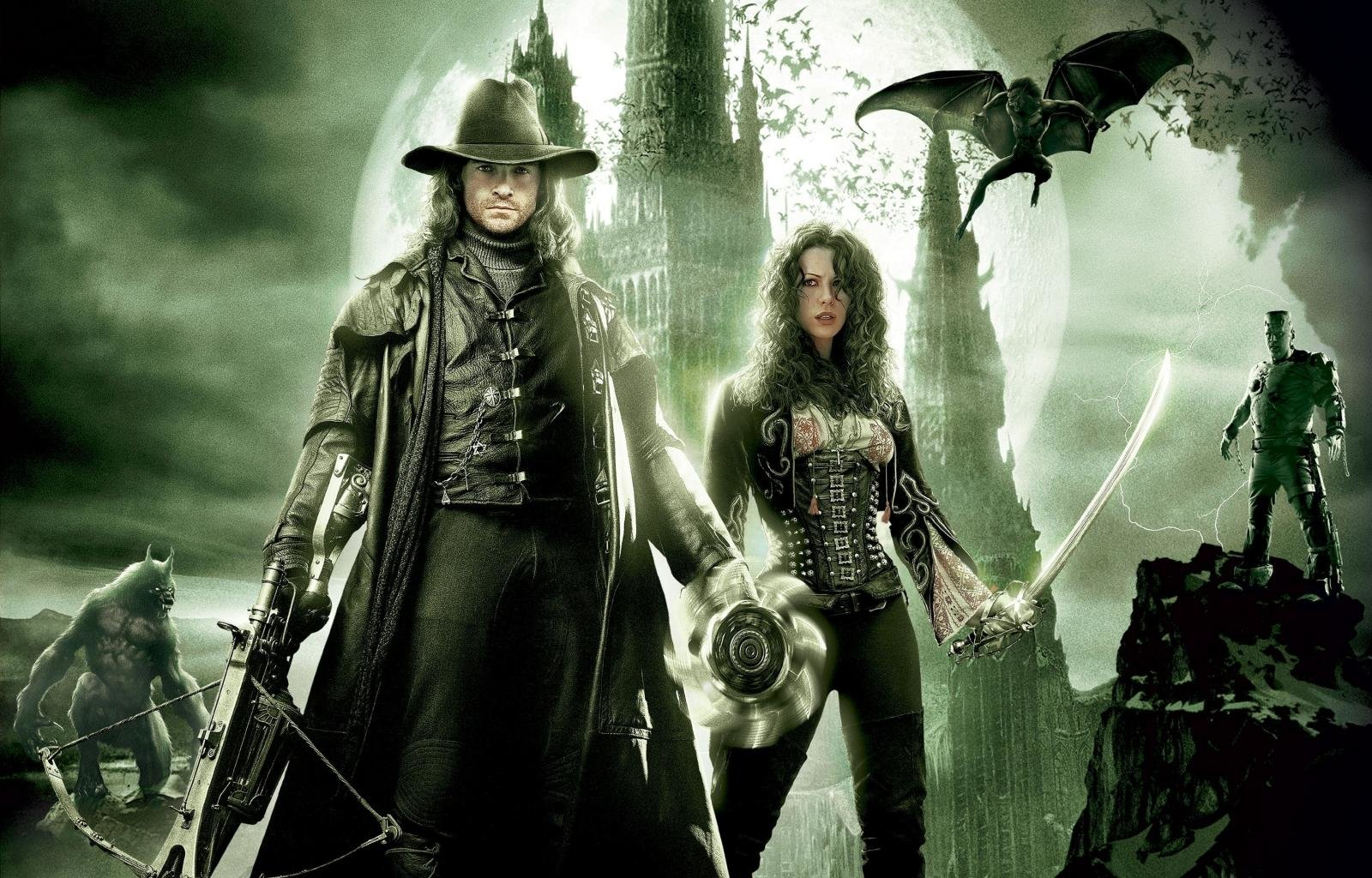Awesome Van Helsing free wallpaper ID:64750 for hd 1600x1024 PC