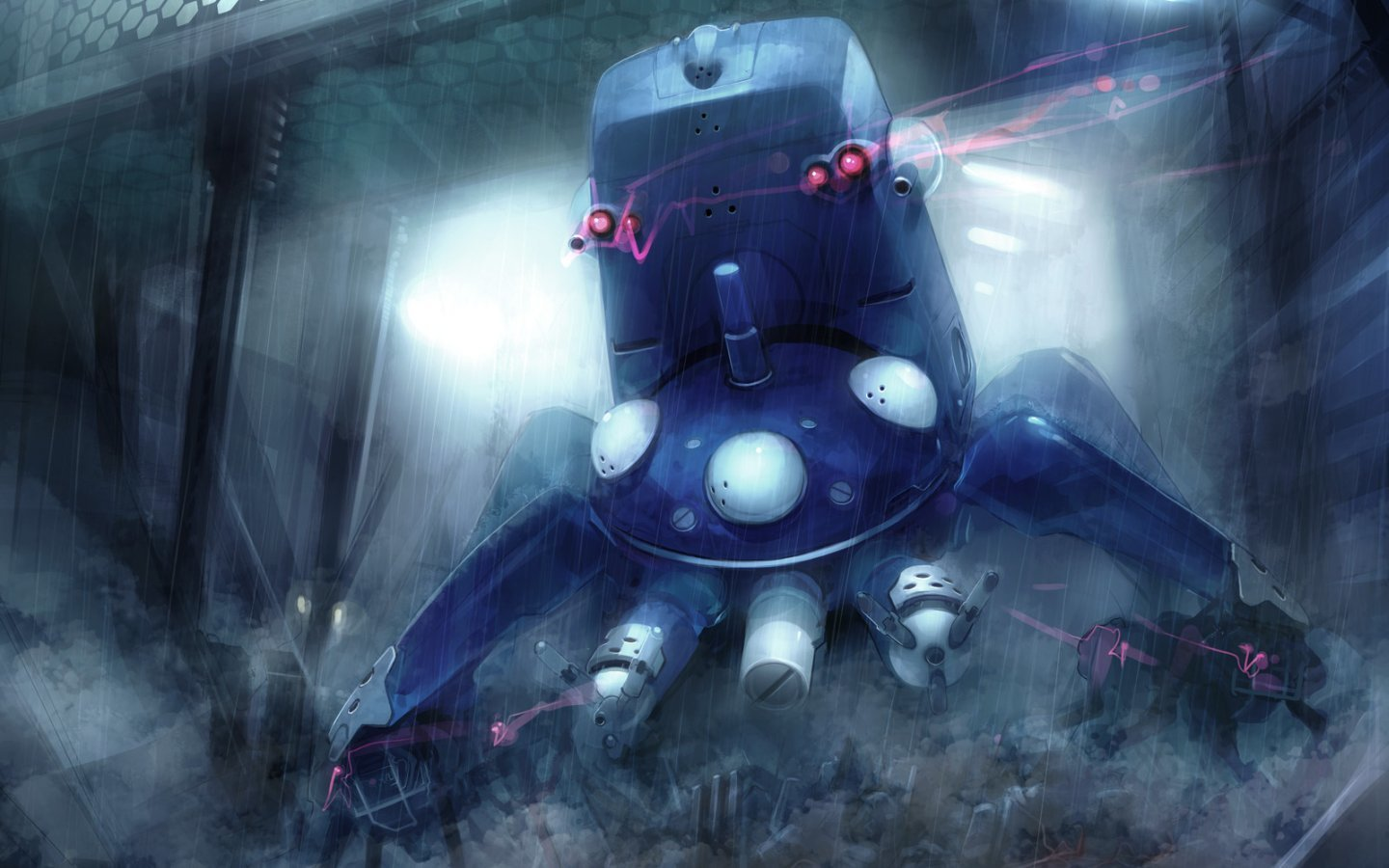 Download hd 1440x900 Ghost In The Shell desktop wallpaper ID:441950 for free