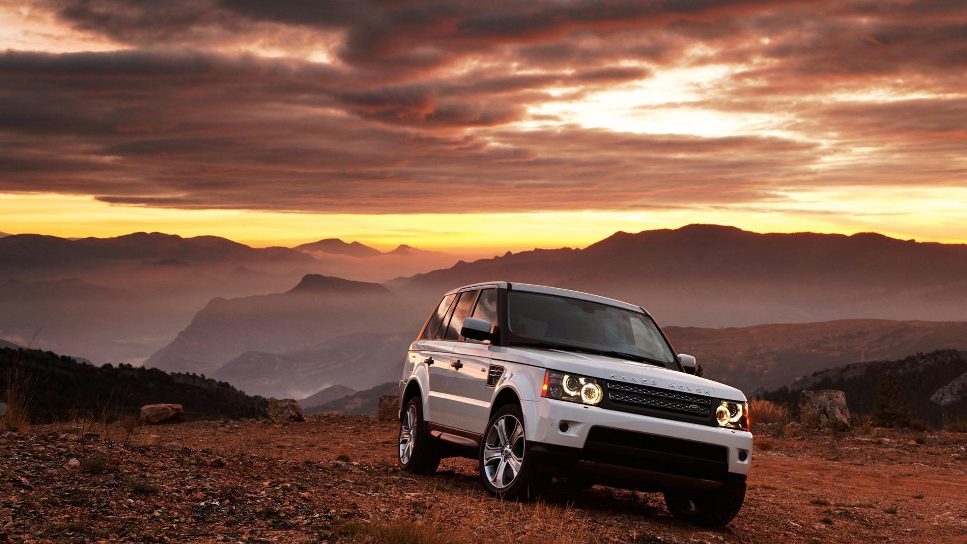 Range Rover Wallpapers 1920x1080 Full HD (1080p) Desktop