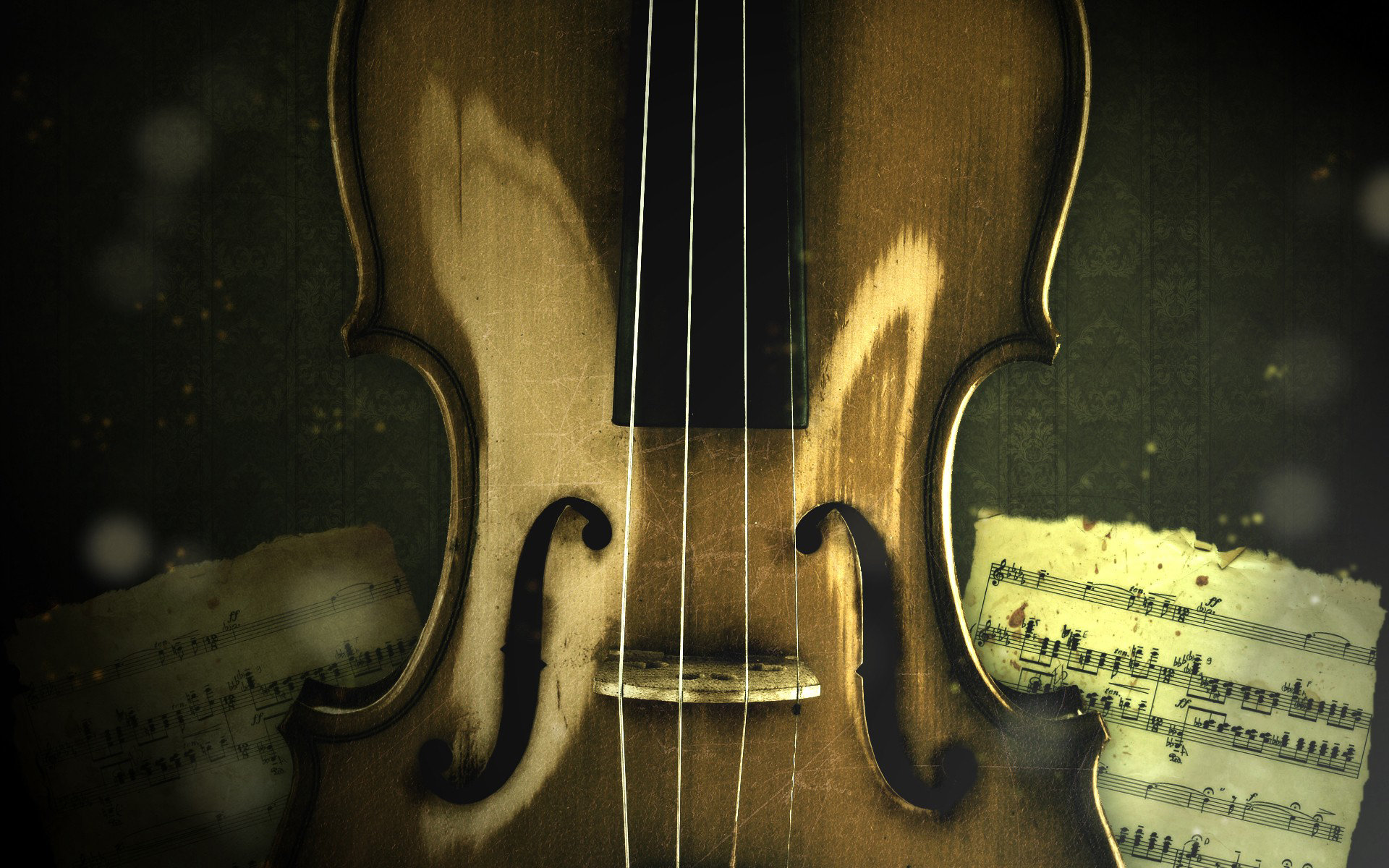 Download hd 1920x1200 Violin computer wallpaper ID:53539 for free