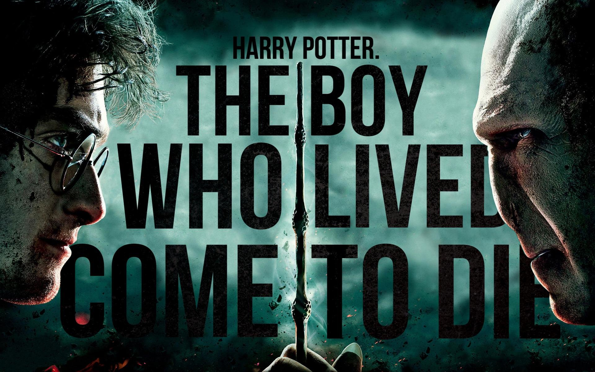 Harry Potter And The Deathly Hallows Part 2 Wallpapers Hd For