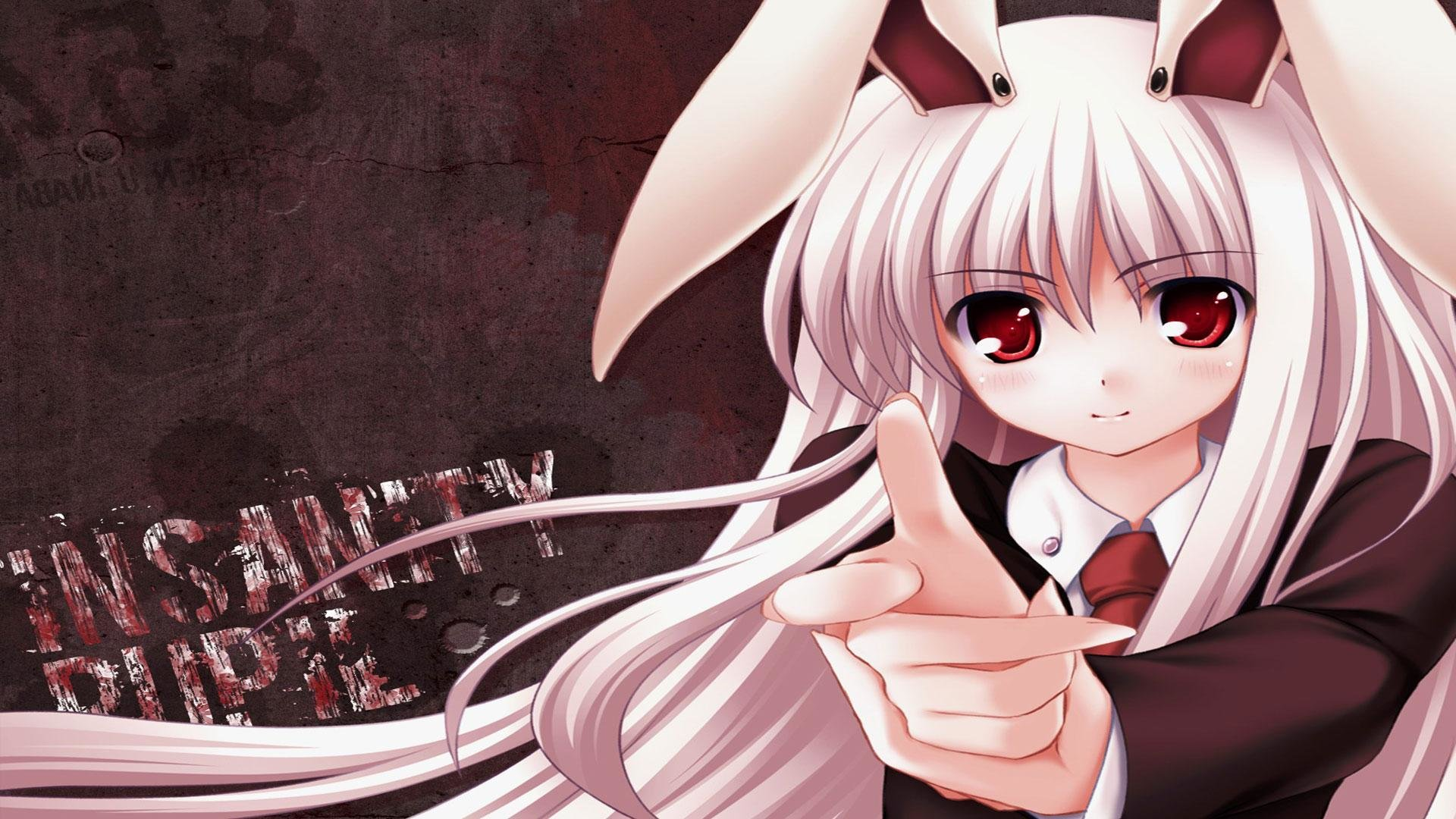 Free download Reisen Udongein Inaba background ID:222209 full hd 1920x1080 for desktop