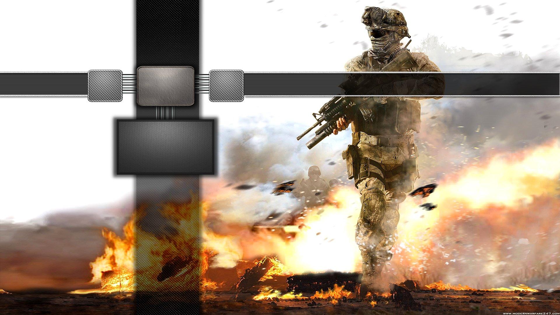 Call of Duty Modern Warfare  № 3671586 загрузить