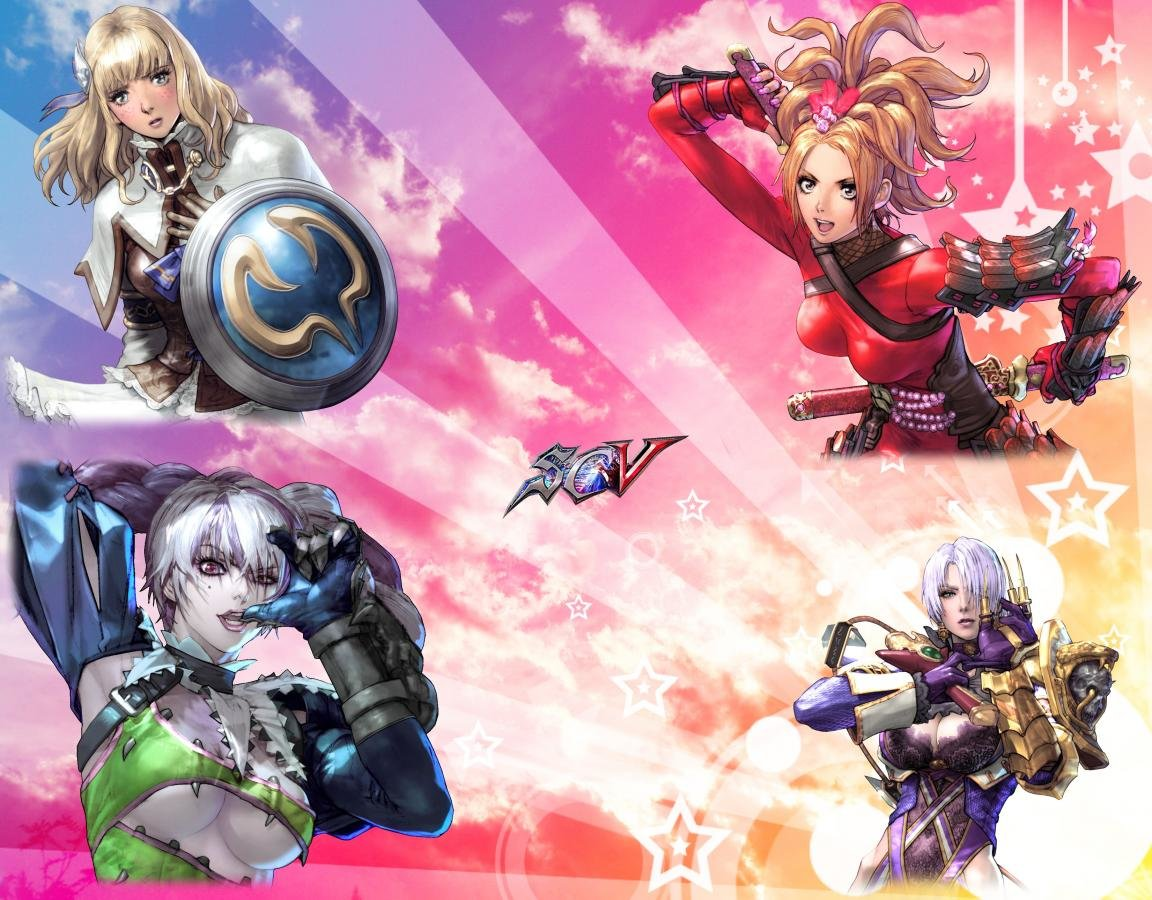 Best Soulcalibur wallpaper ID:246562 for High Resolution hd 1152x900 PC