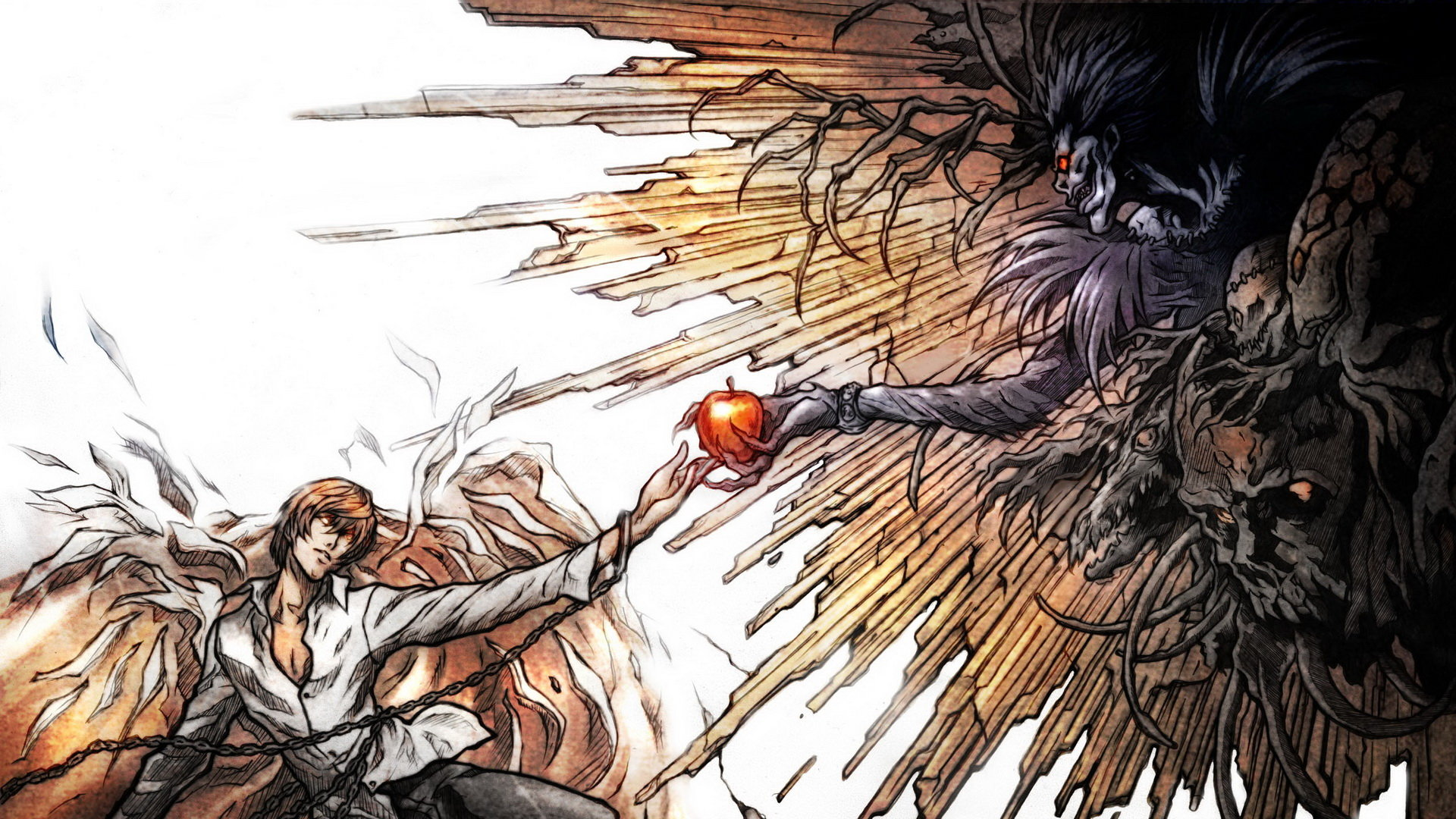 Awesome Death Note free wallpaper ID:402743 for 1080p computer