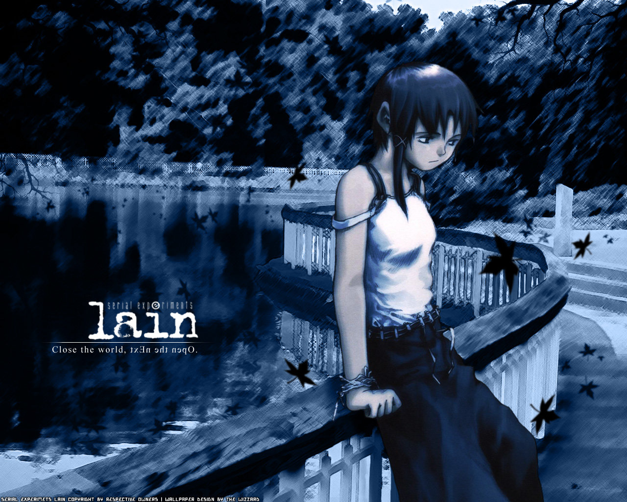 Download hd 1280x1024 Serial Experiments Lain desktop background ID:127912 for free