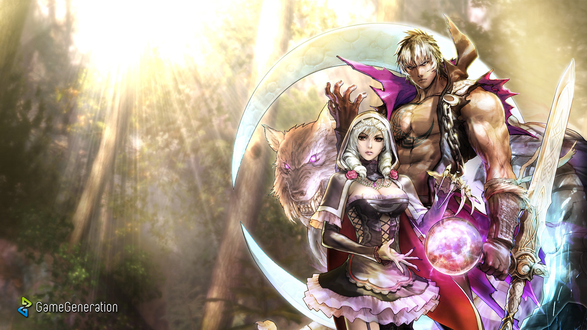 Download 1080p Soulcalibur computer background ID:246534 for free