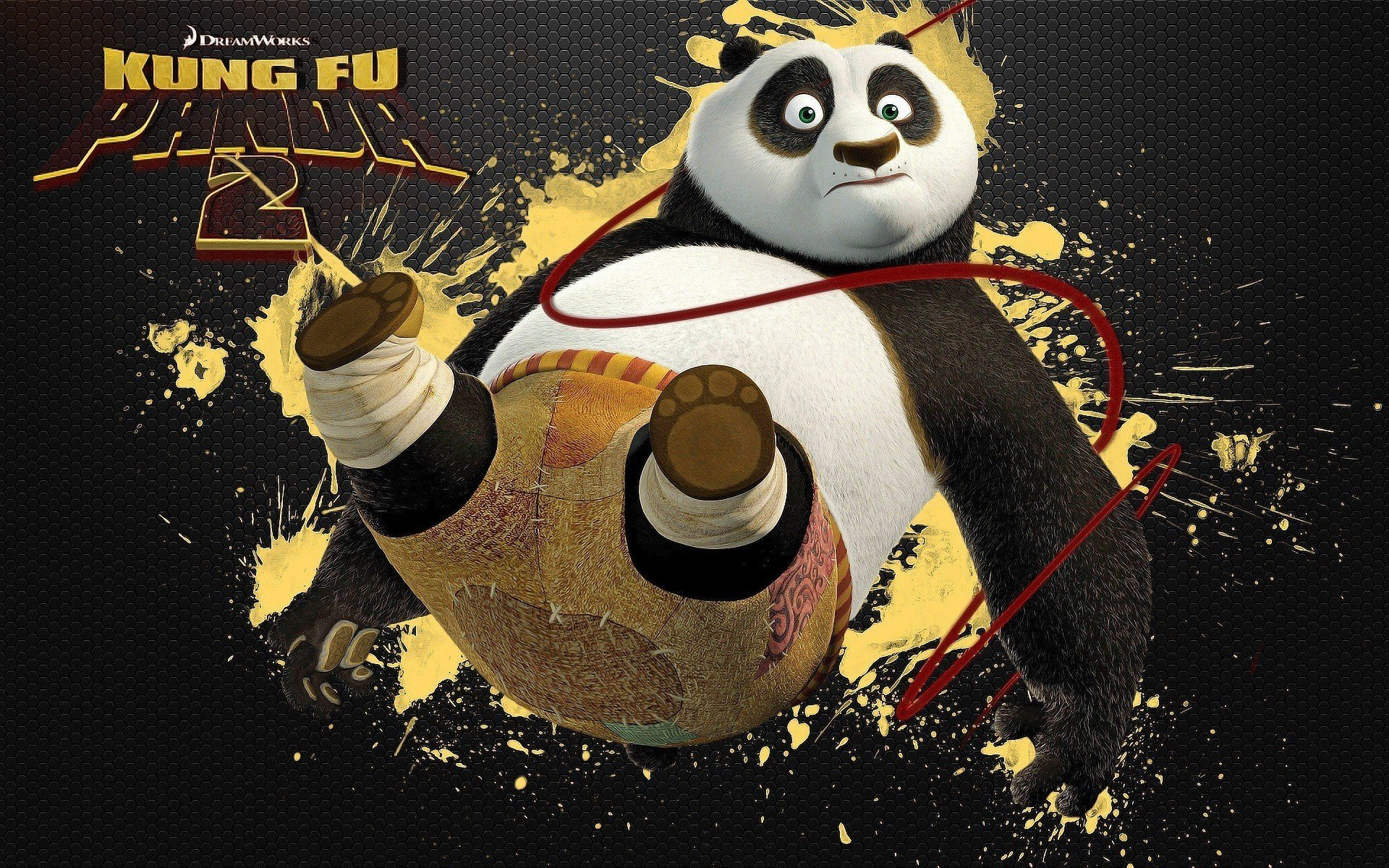 Kung Fu Panda 2 Wallpapers Hd For Desktop Backgrounds