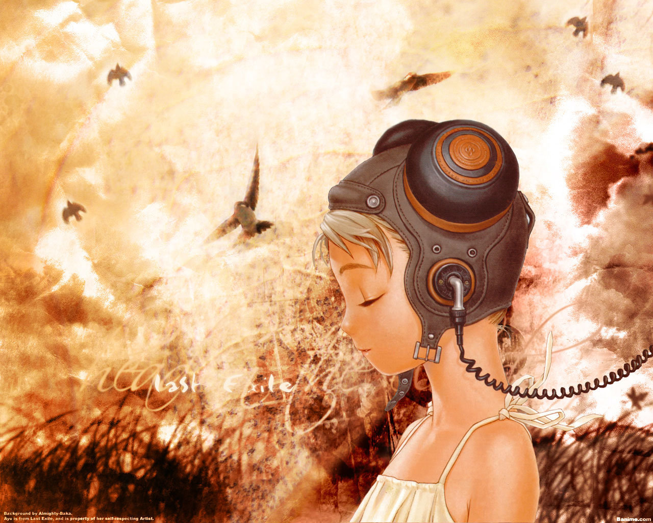 Free download Last Exile background ID:156871 hd 1280x1024 for PC