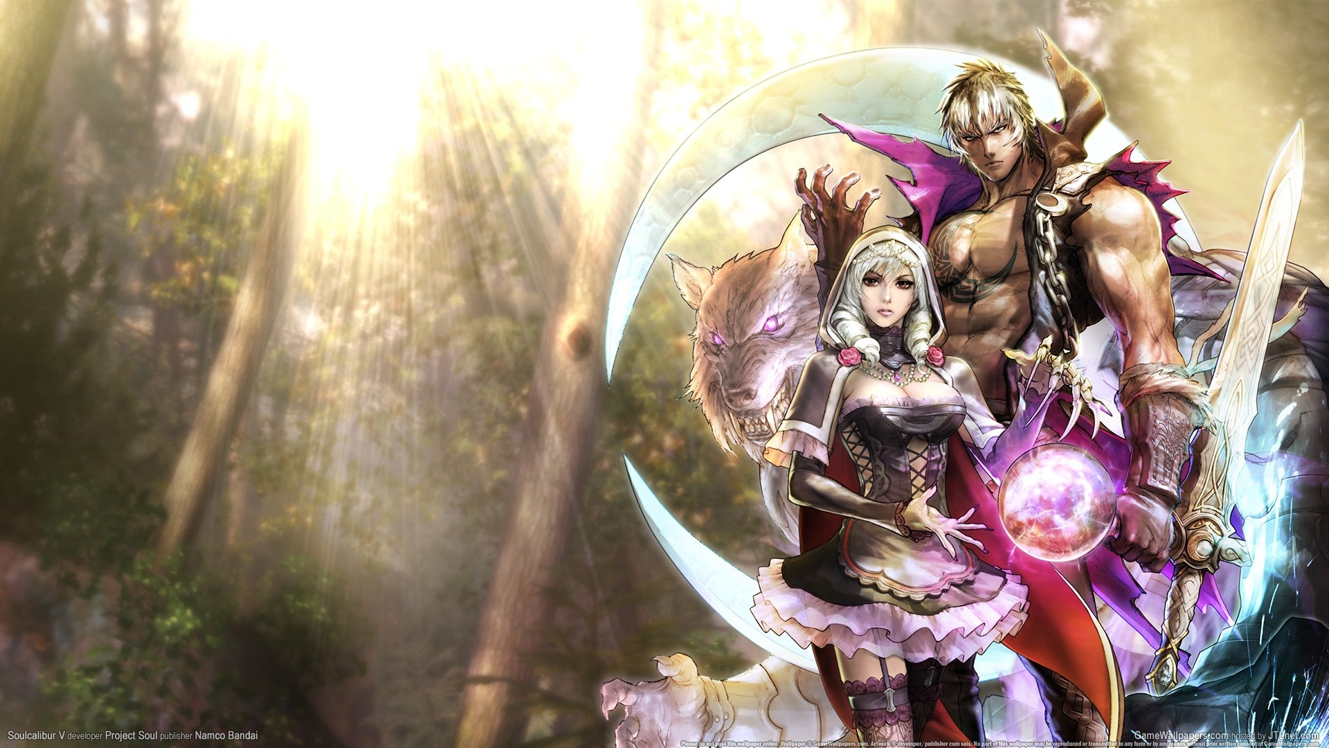 Free Soulcalibur high quality wallpaper ID:246532 for full hd 1080p desktop