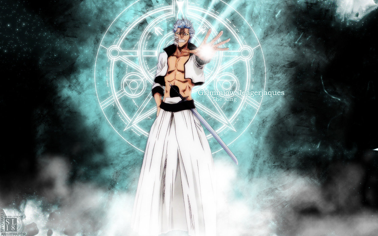 Free Grimmjow Jaegerjaquez high quality background ID:419001 for hd 1280x800 desktop