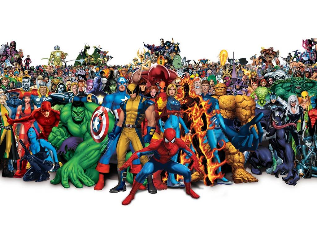 Awesome Marvel free background ID:322291 for hd 1024x768 desktop