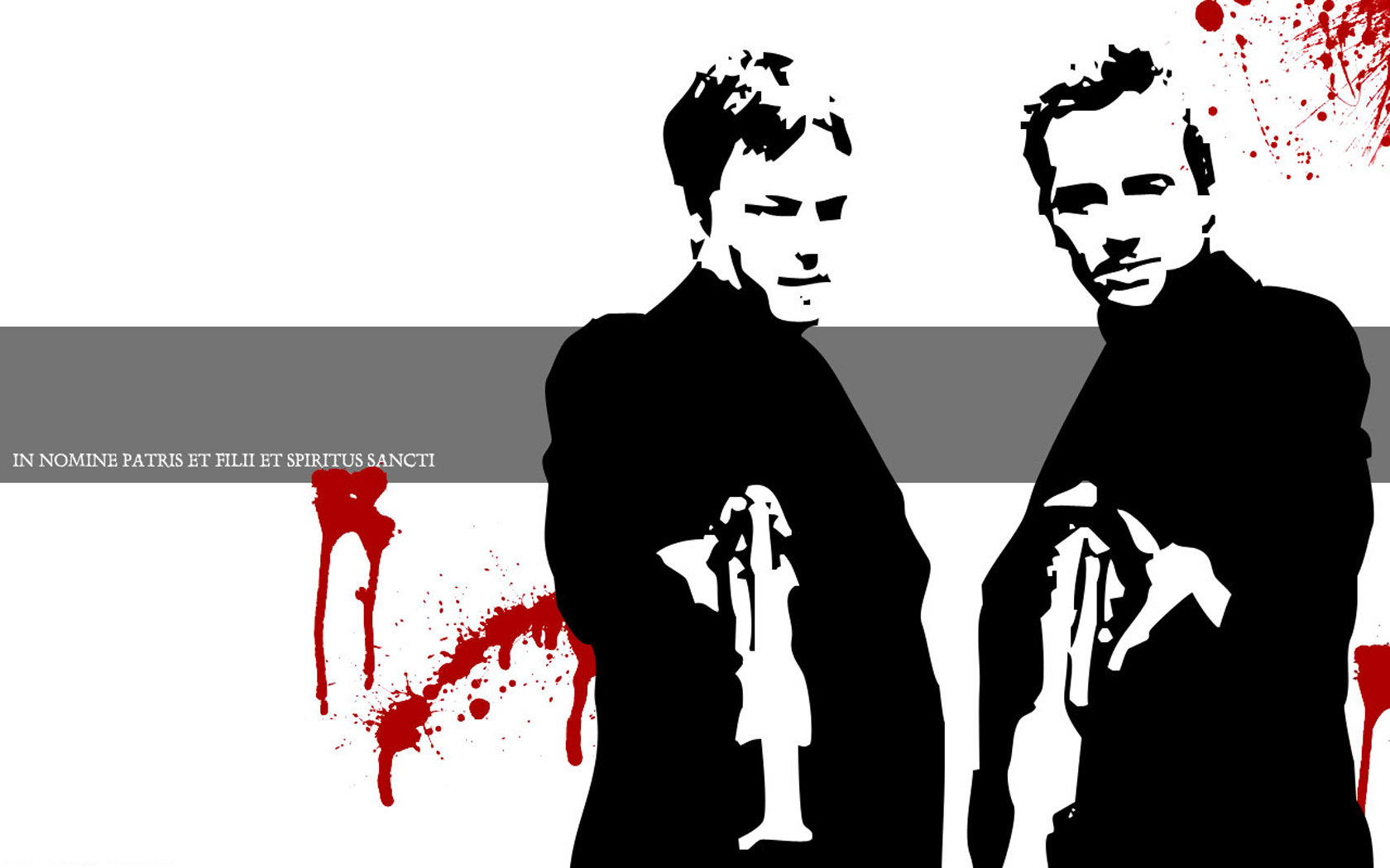 Awesome The Boondock Saints free background ID:246183 for hd 1680x1050 computer