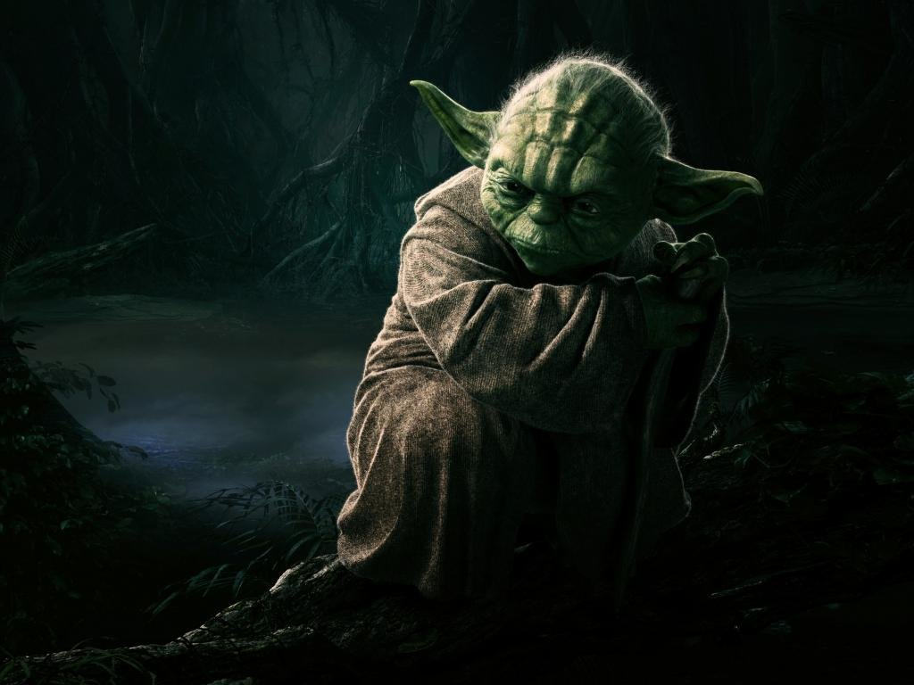 Free download Yoda background ID:460001 hd 1024x768 for computer