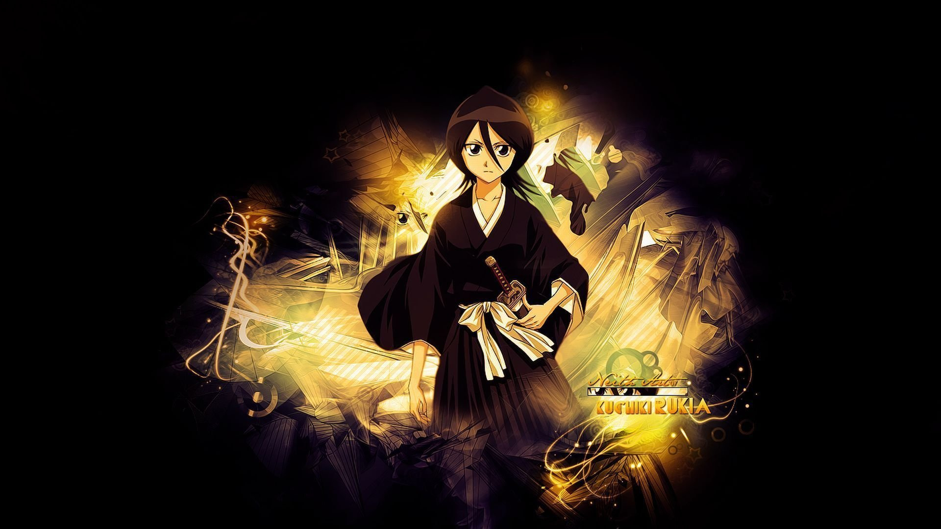 Download full hd 1920x1080 Rukia Kuchiki computer background ID:416617 for free