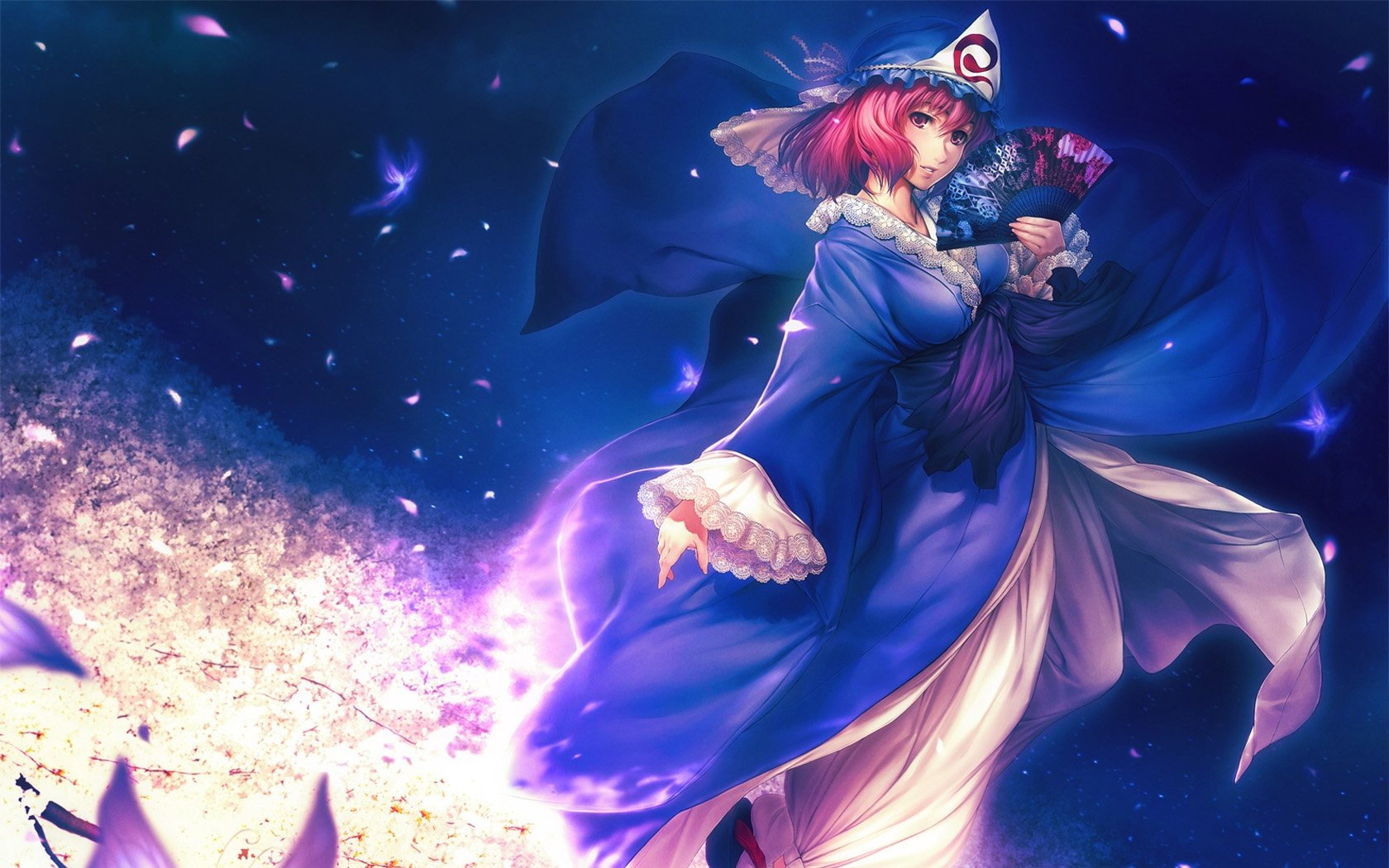 Free Touhou high quality background ID:225458 for hd 1680x1050 desktop
