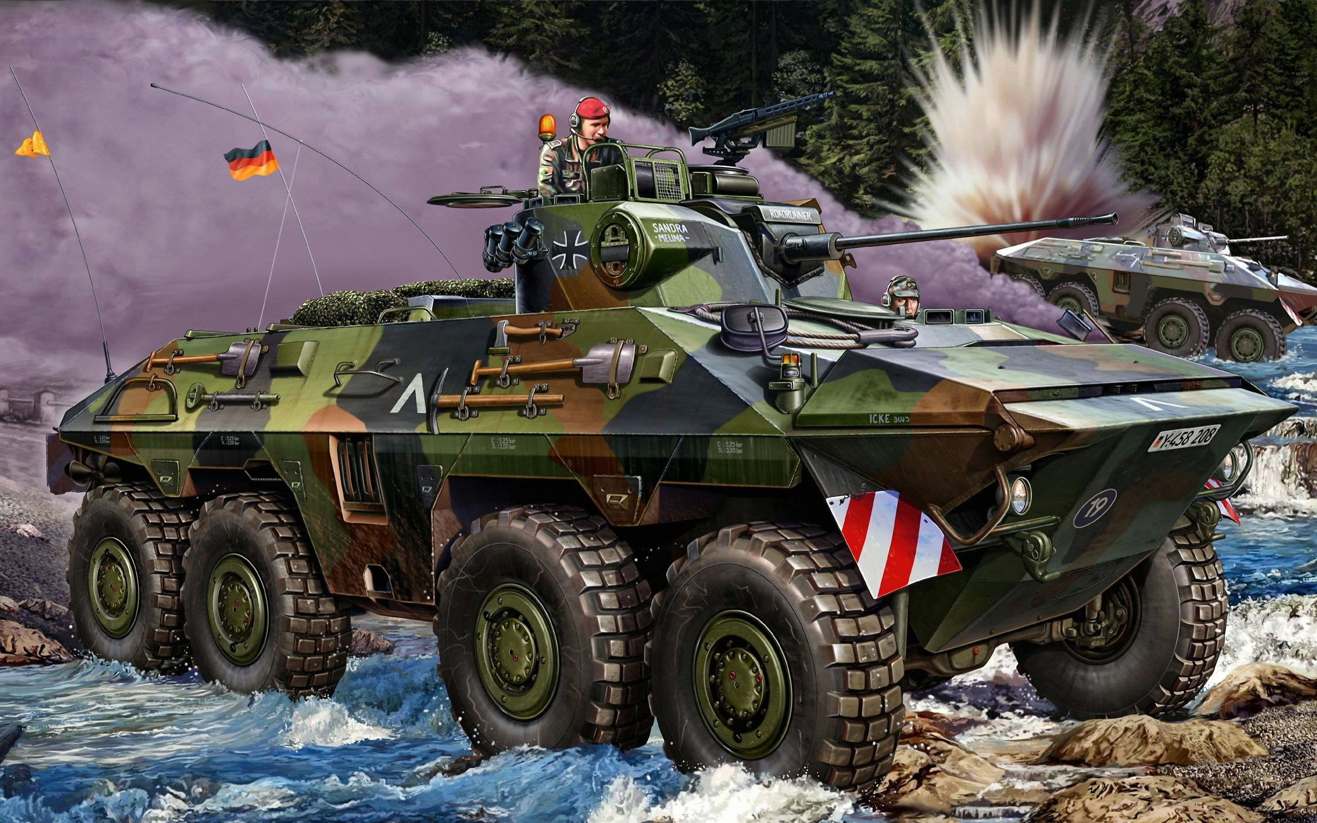 Free Vehicle Military high quality background ID:50492 for hd 2560x1600 desktop