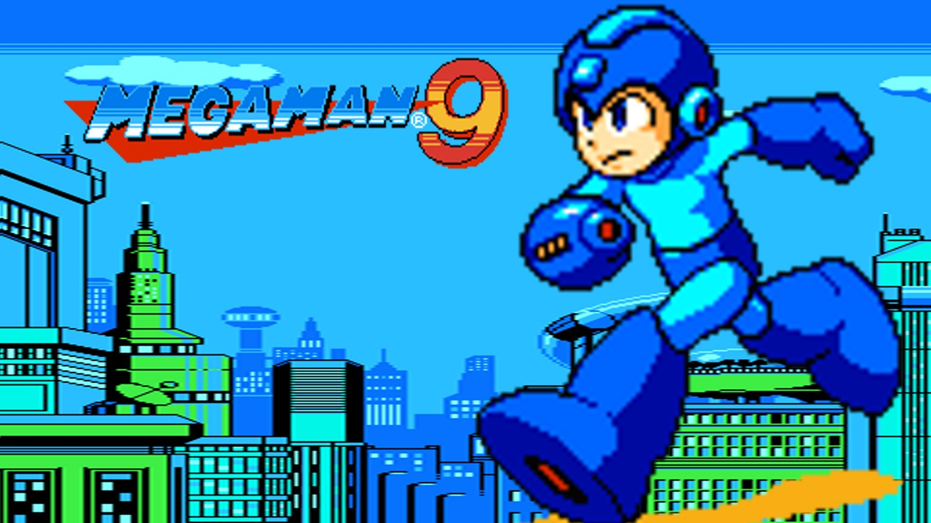 Free Mega Man high quality background ID:29189 for full hd 1080p computer