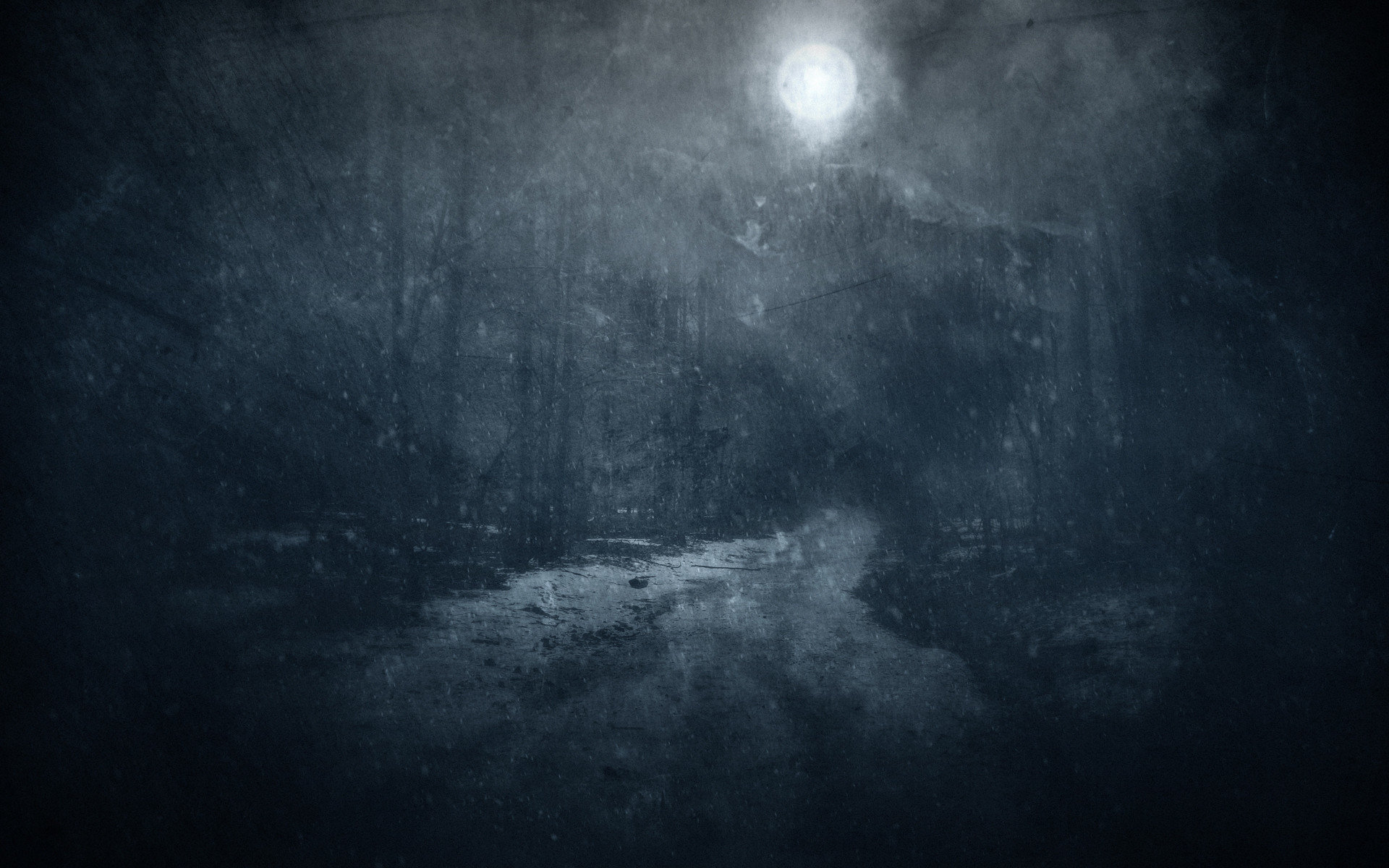 Dark Landscape Wallpapers 1920x1200 Desktop Backgrounds