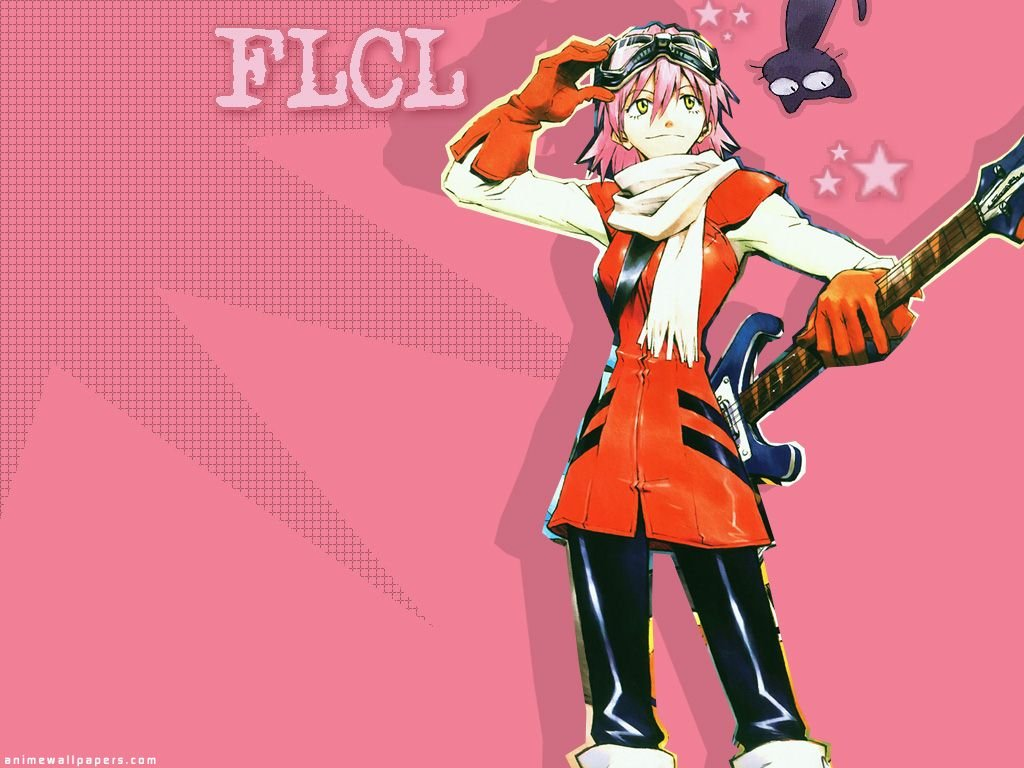 Awesome FLCL free background ID:339529 for hd 1024x768 computer