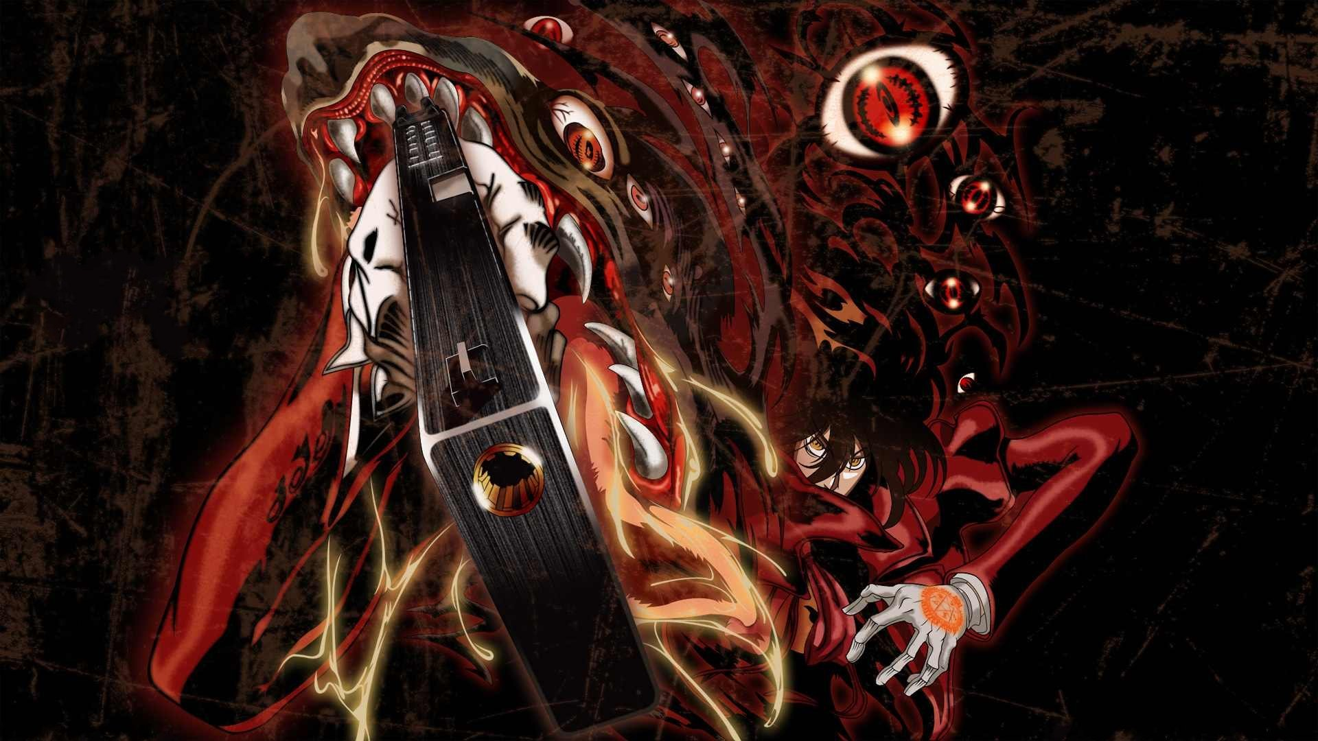 Free download Hellsing wallpaper ID:329749 full hd for desktop