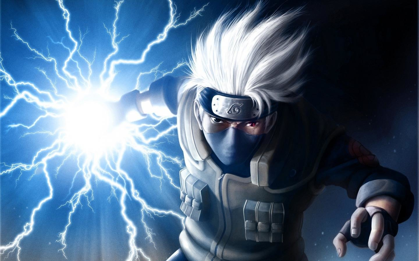 Download hd 1440x900 Kakashi Hatake PC background ID:396692 for free
