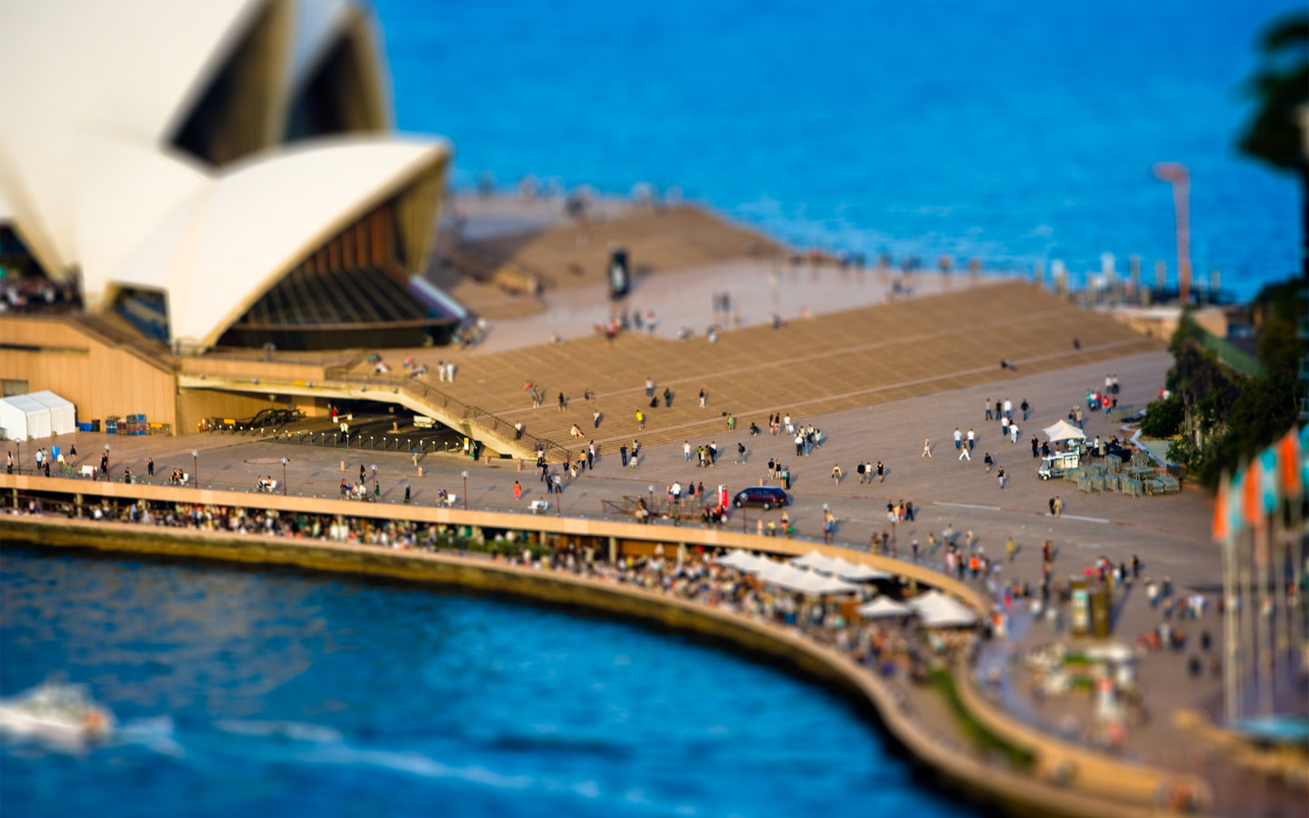Awesome Tilt Shift free wallpaper ID:278001 for hd 1440x900 desktop