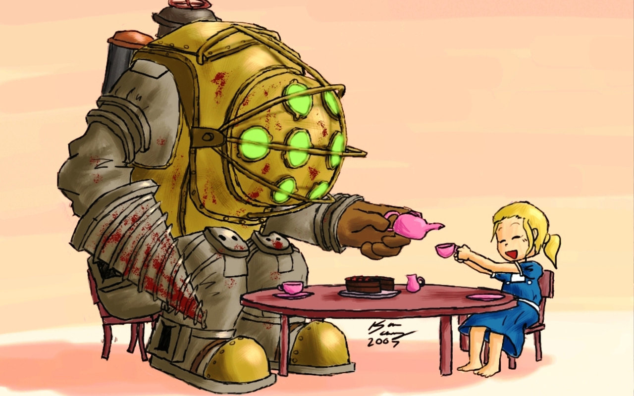 best bioshock wallpaper id394507 for high resolution hd 1280x800 pc