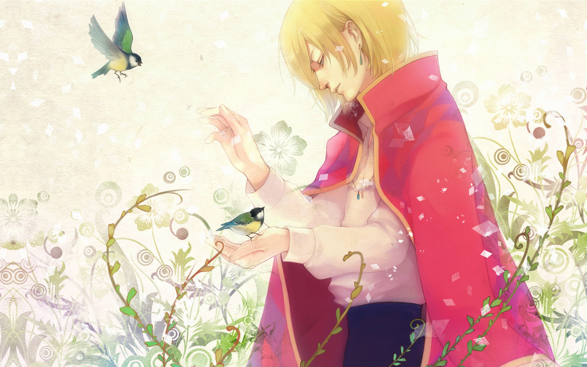 Free Howl's Moving Castle high quality background ID:347861 for hd 1920x1200 desktop
