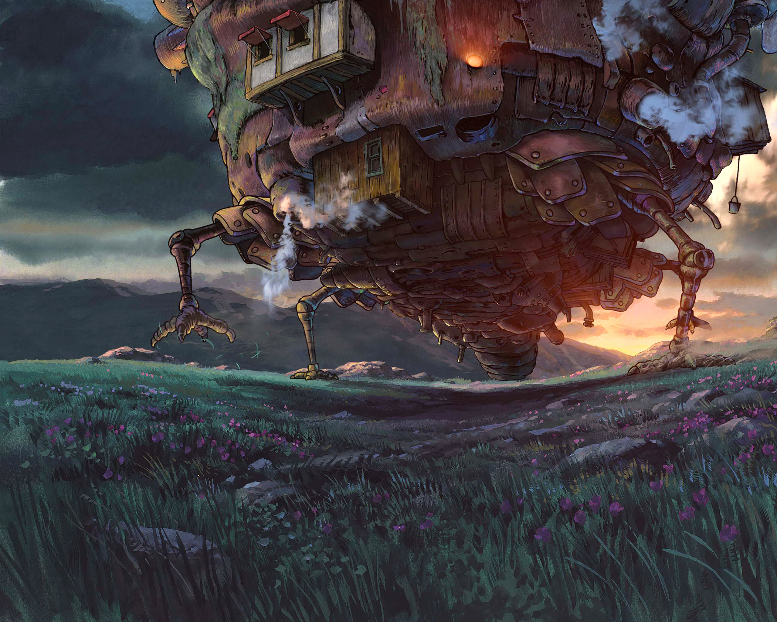 Best Howl's Moving Castle wallpaper ID:347864 for High Resolution hd 2560x2048 PC
