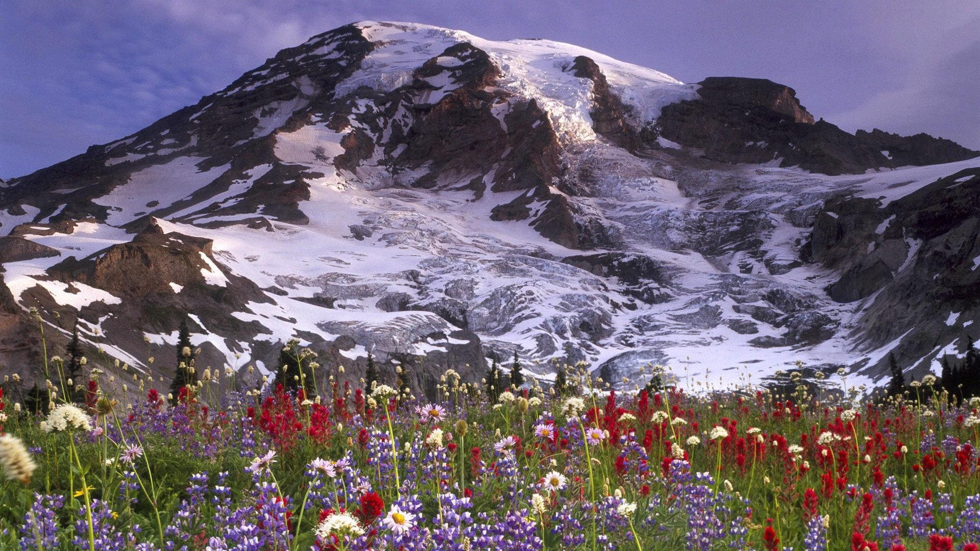 Best Mountain Wallpaper Id 177401 For High Resolution Hd 1920x1080 Computer